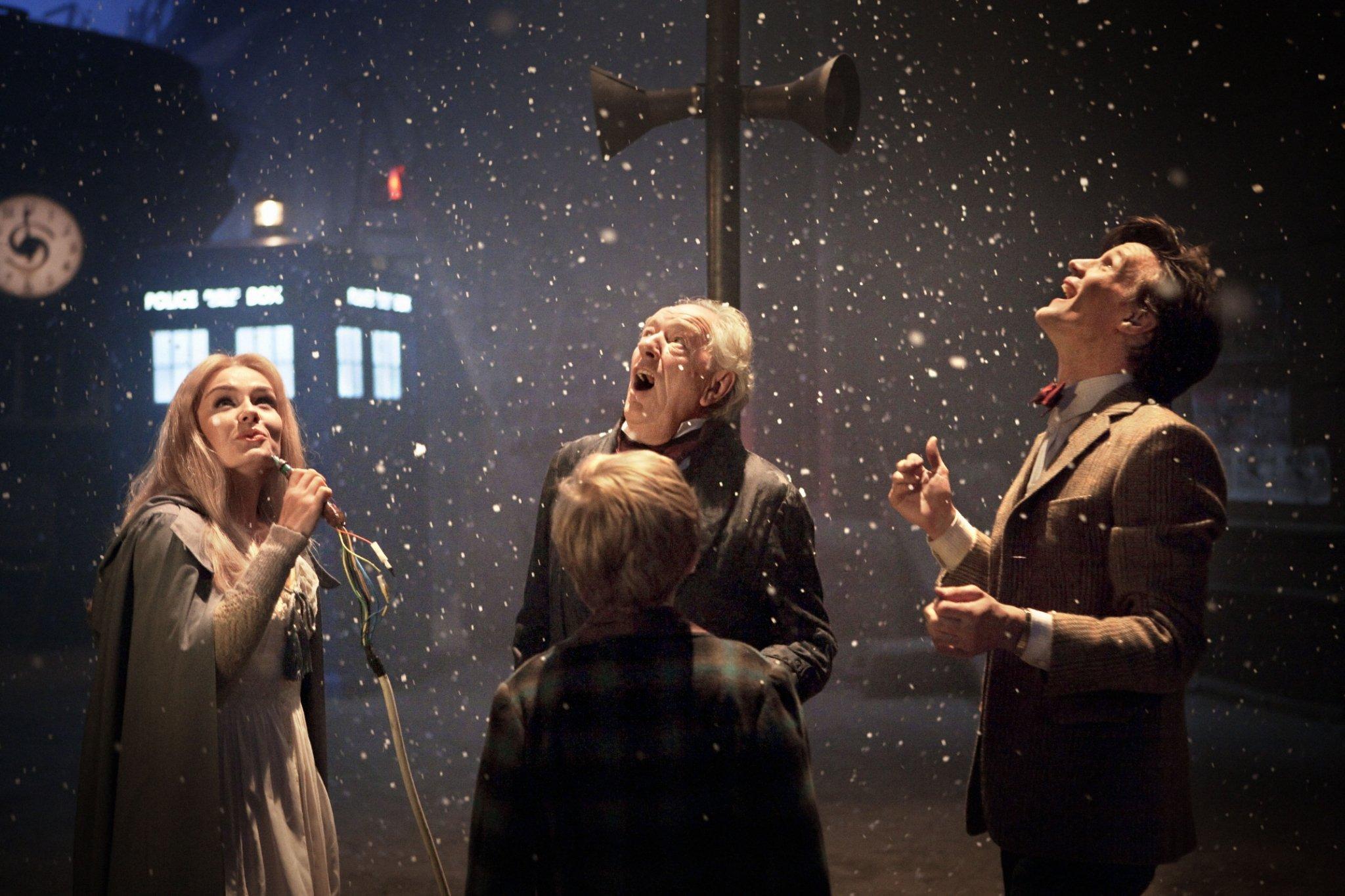"""Doctor Who Recap: 2010 Christmas Special, """"A Christmas Carol"""""""