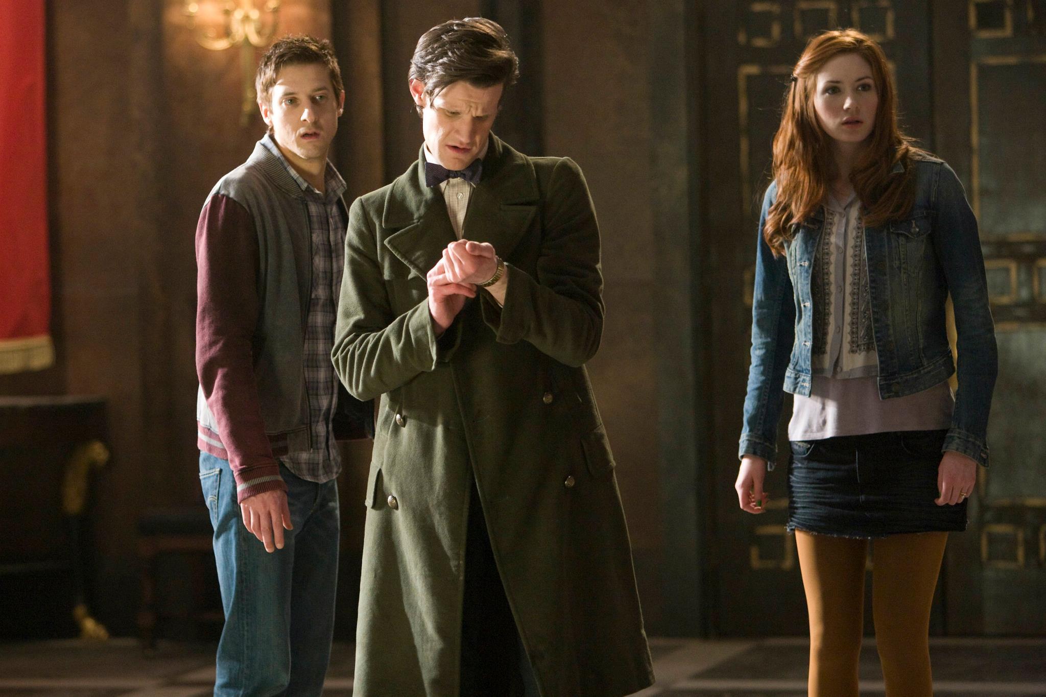 """Doctor Who Recap: Season 6, Episode 8, """"Let's Kill Hitler"""""""