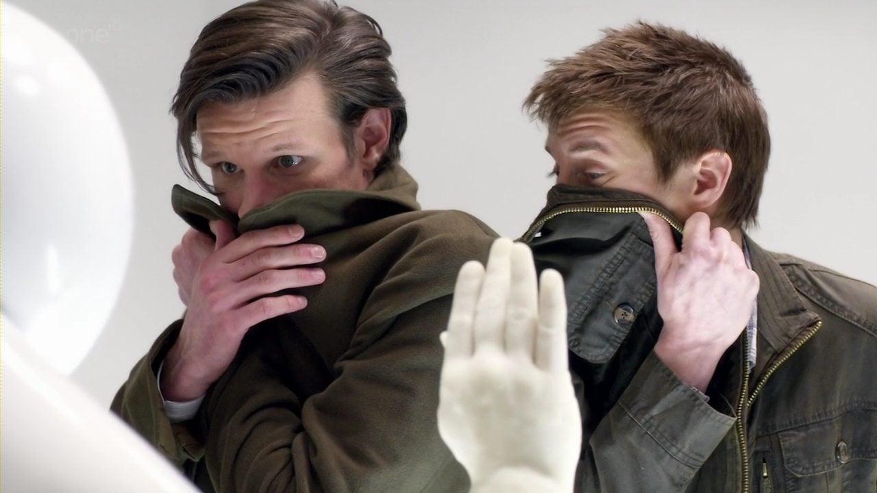 """Doctor Who Recap: Season 6, Episode 10, """"The Girl Who Waited"""""""