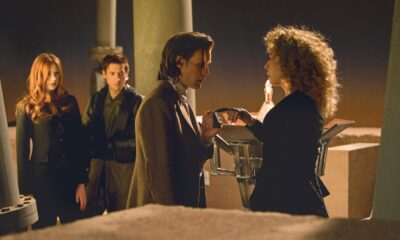 "Doctor Who Recap: Season 6, Episode 13, ""The Wedding of River Song"""