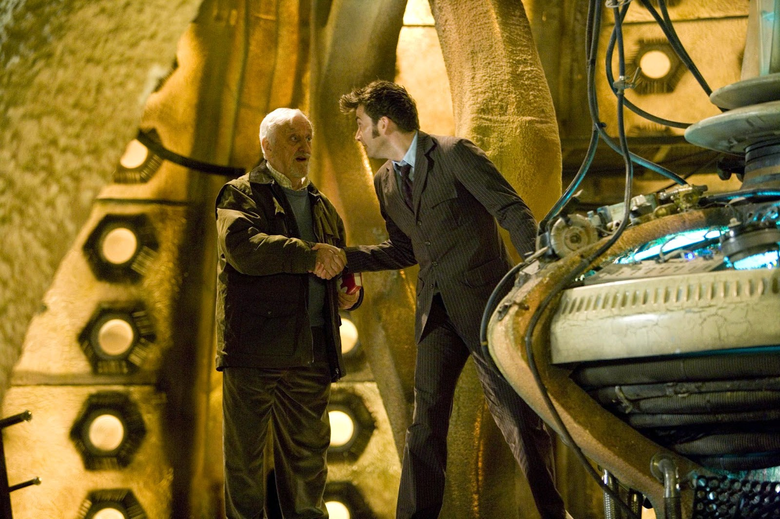 """Doctor Who Specials Recap: """"The End of Time, Part One"""""""