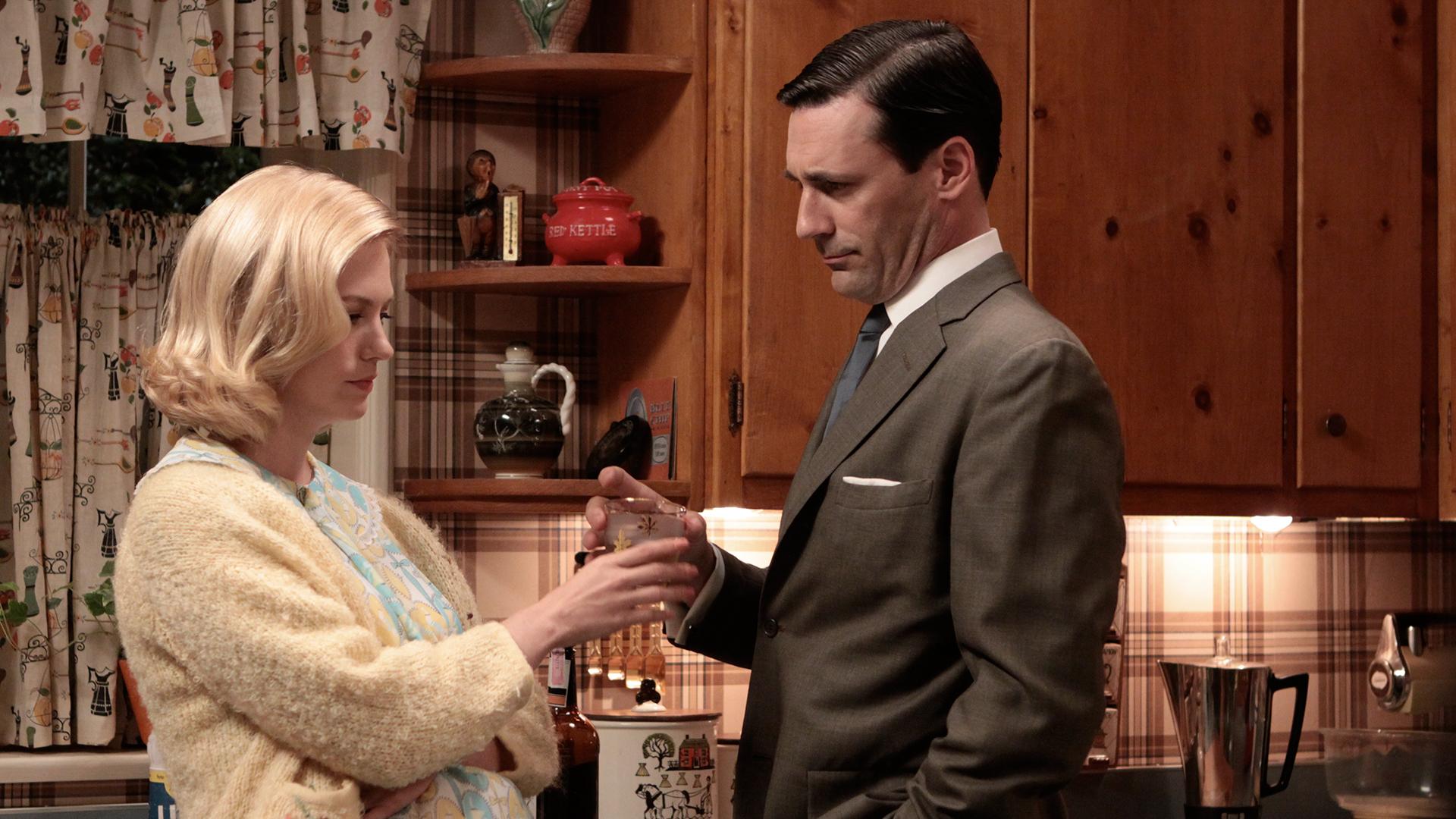 """Mad Men Recap: Season 3, Episode 3, """"My Old Kentucky Home"""""""