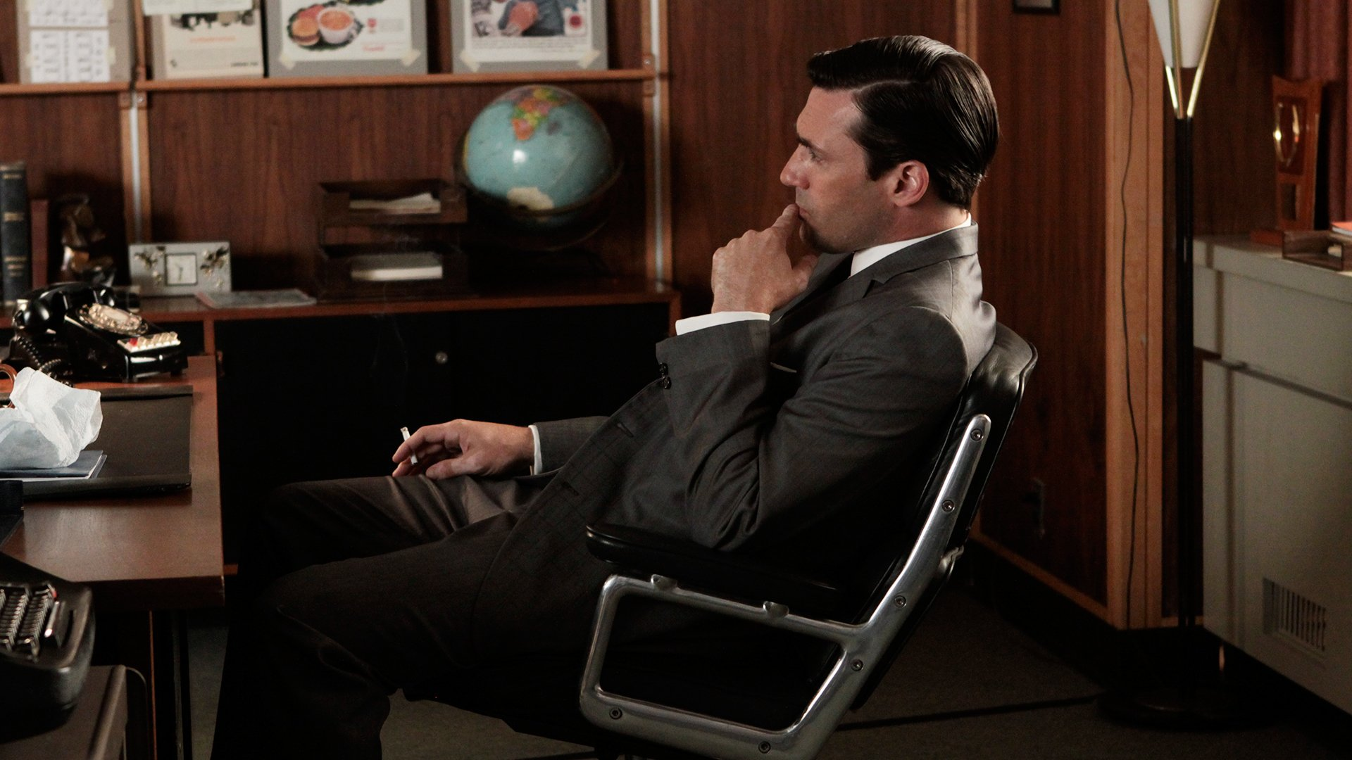 Mad Men Recap Season 3 Episode 10 The Color Blue Slant Magazine