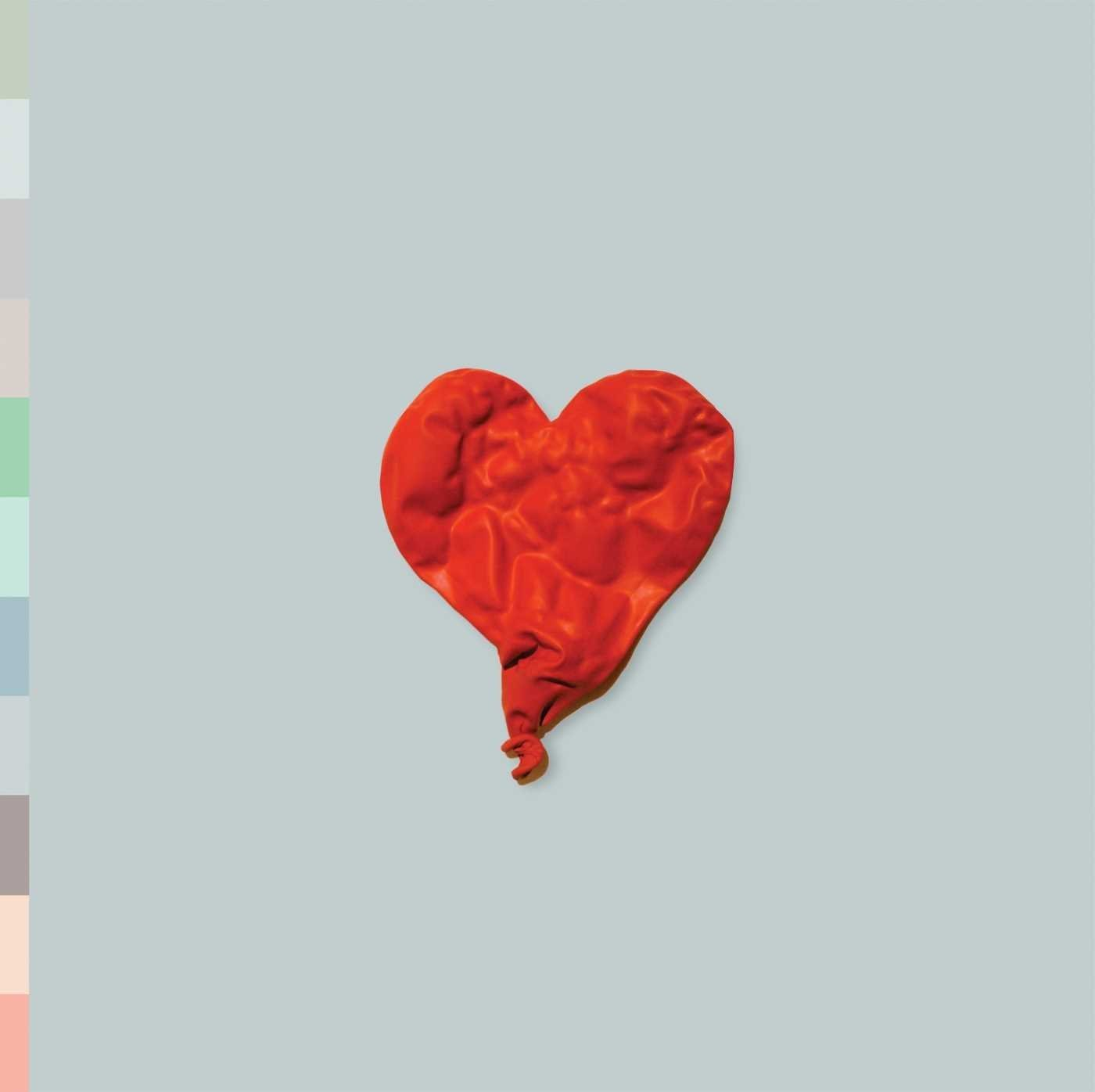 Kanye West, 808s & Heartbreak