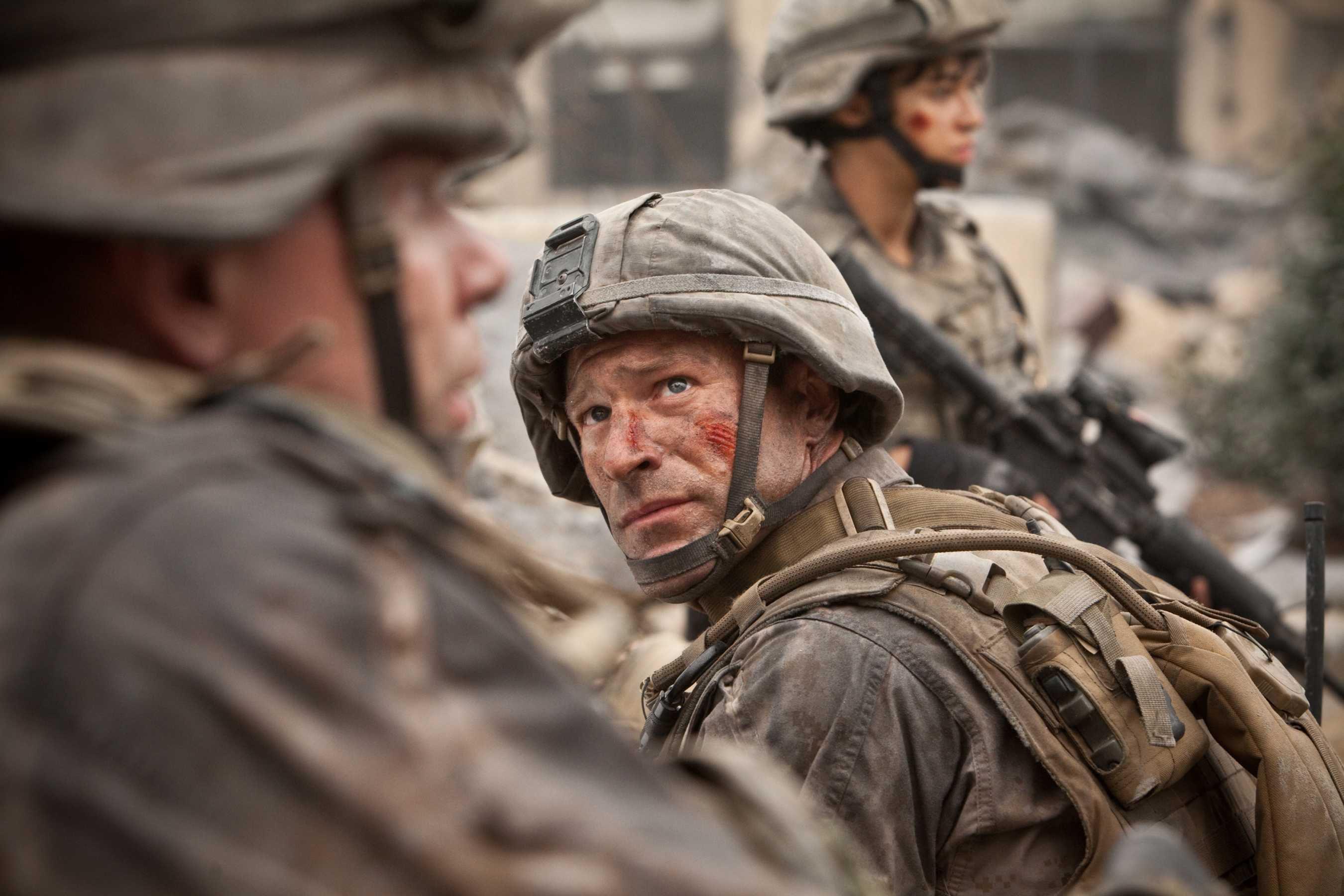 Image result for Battle: Los Angeles