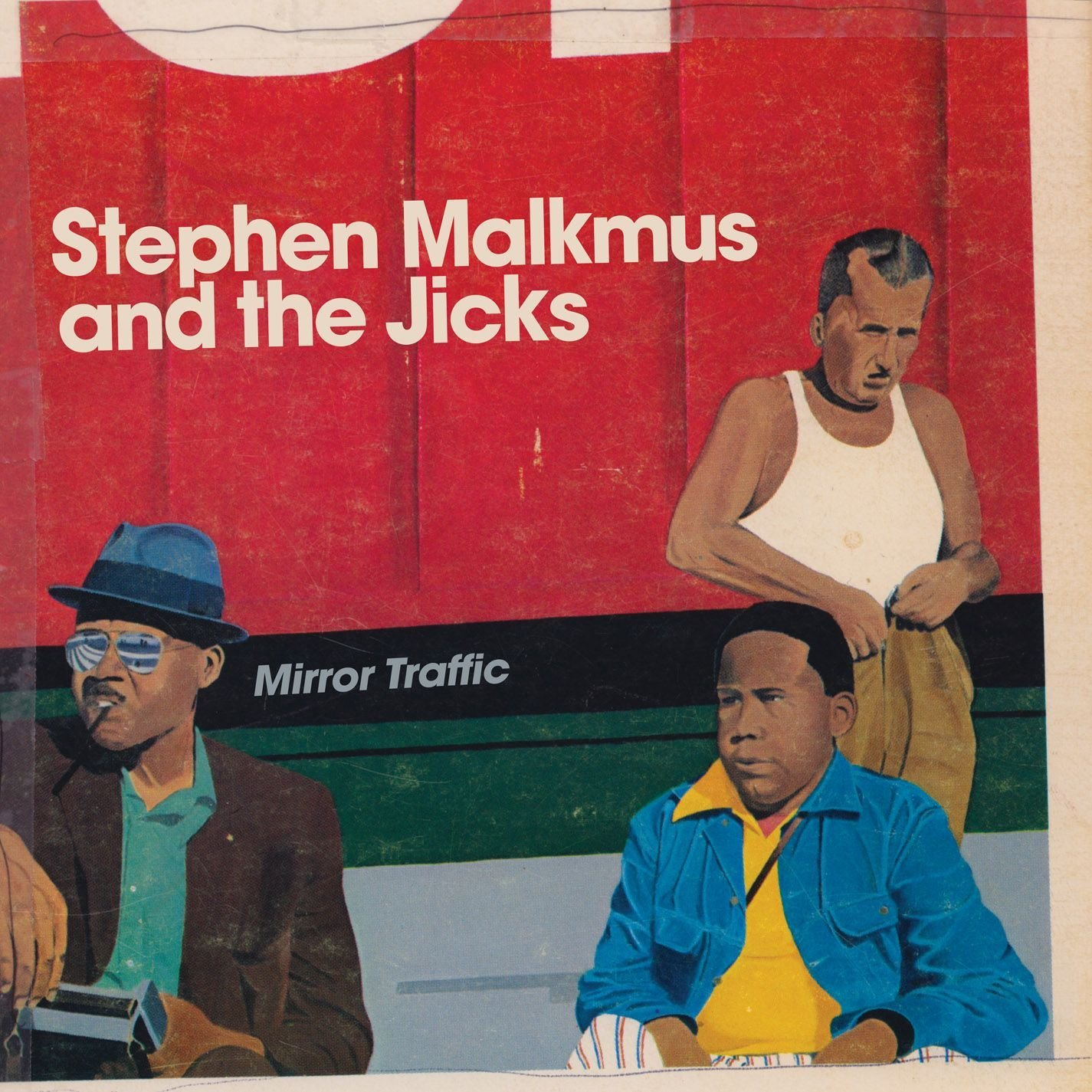 Stephen Malkmus and the Jicks, Mirror Traffic