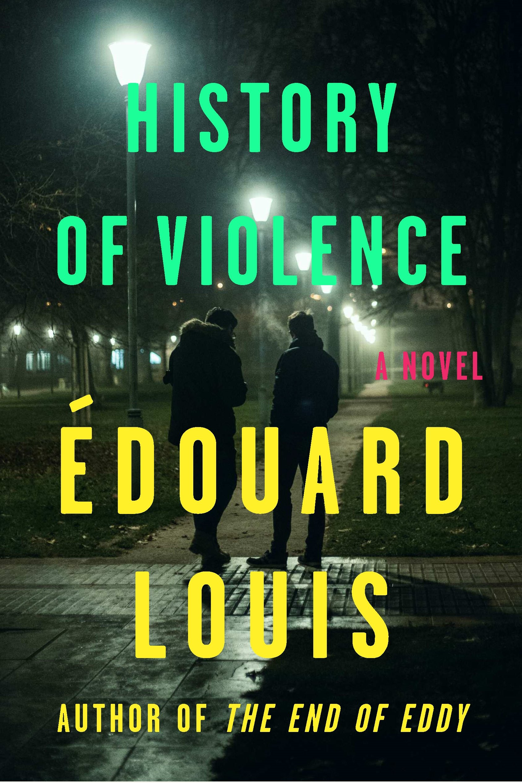 As I Lay Surrendering: Édouard Louis's History of Violence