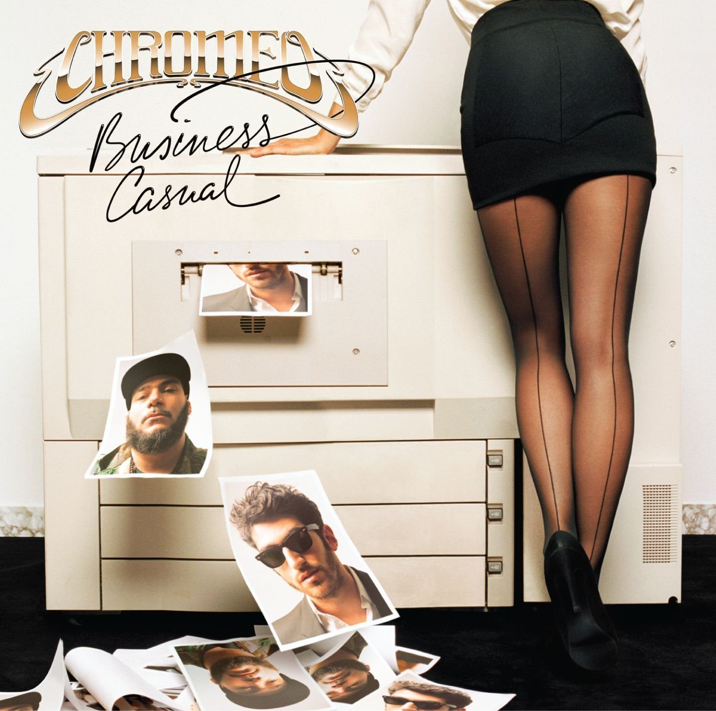 Chromeo, Business Casual