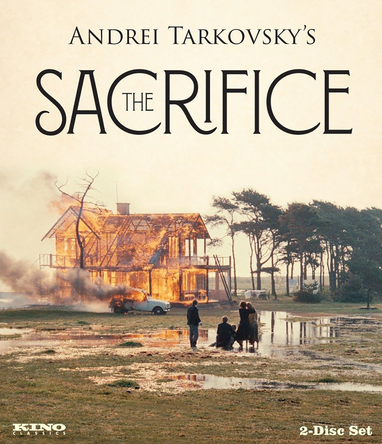 Review: Andrei Tarkovsky's The Sacrifice on Kino Lorber Blu-ray
