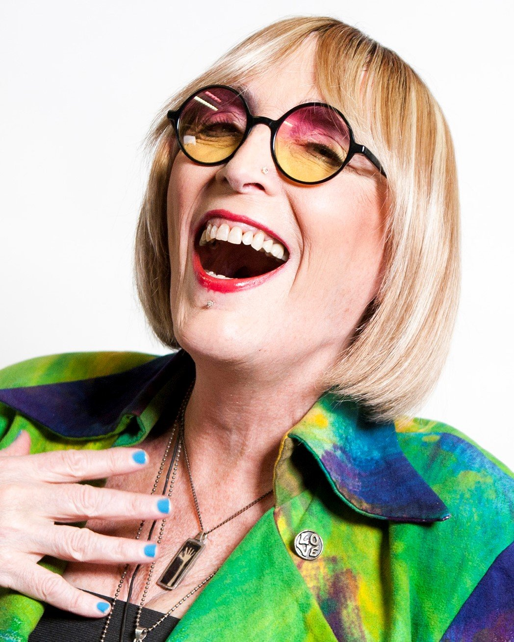 Interview: Kate Bornstein on Their Broadway Debut in Straight White Men