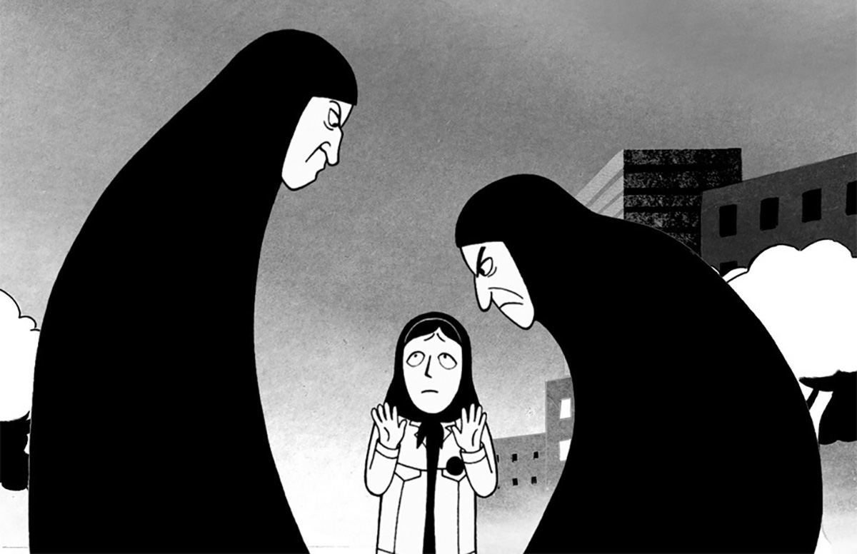 Revolution Fades, Teen Angst Endures: Persepolis
