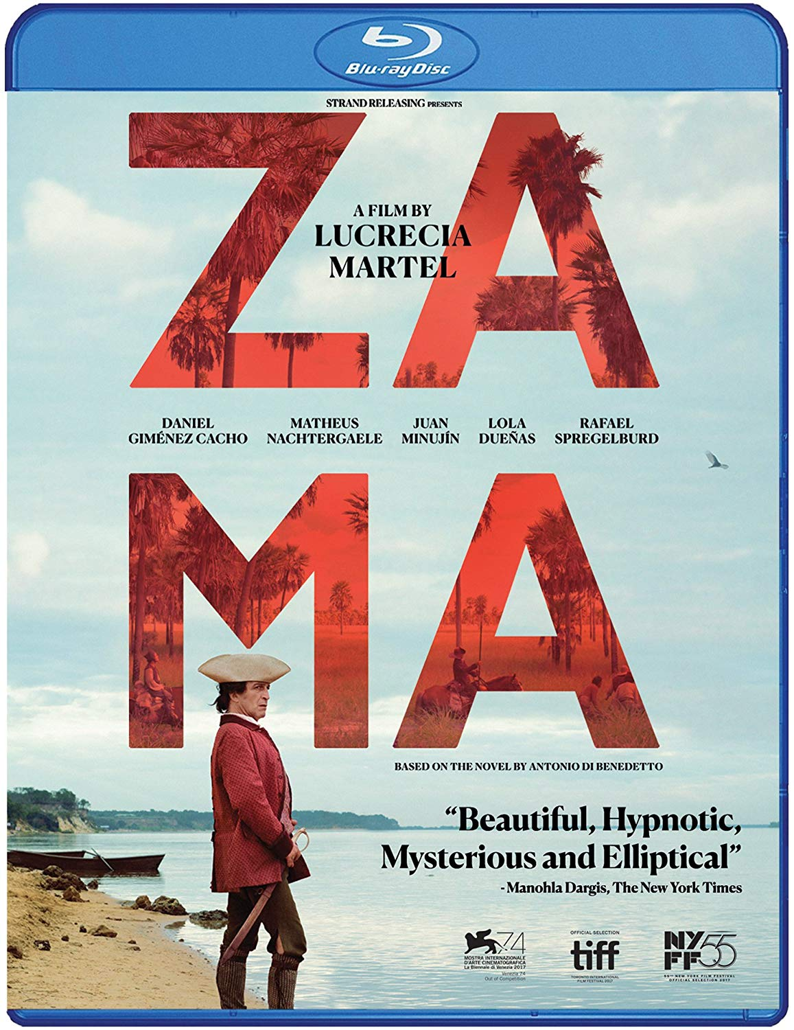Book Review Chaos To Calm Discovering >> Review Lucrecia Martel S Zama On Strand Releasing Blu Ray Slant