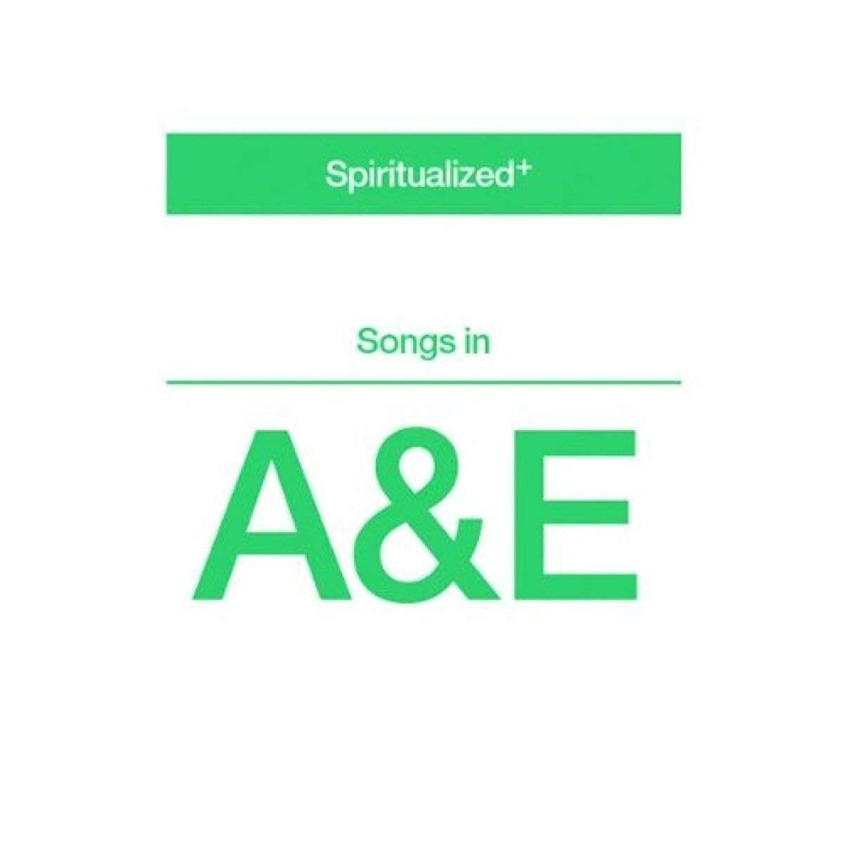 Spiritualized, Songs in A&E