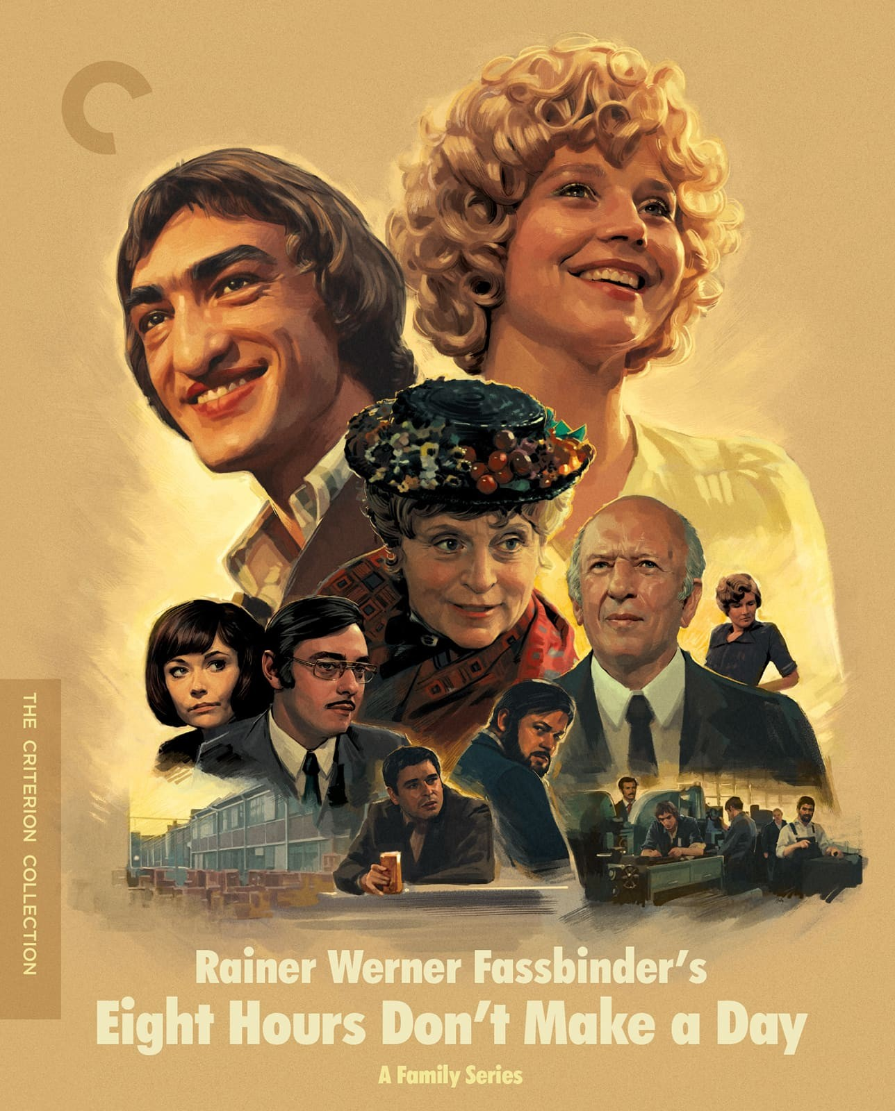 e8c6aca430bdf Review  Rainer Werner Fassbinder s Eight Hours Don t Make a Day on ...