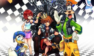"""Square Enix to Release a """"Previously On"""" Compilation Before Kingdom Hearts III"""