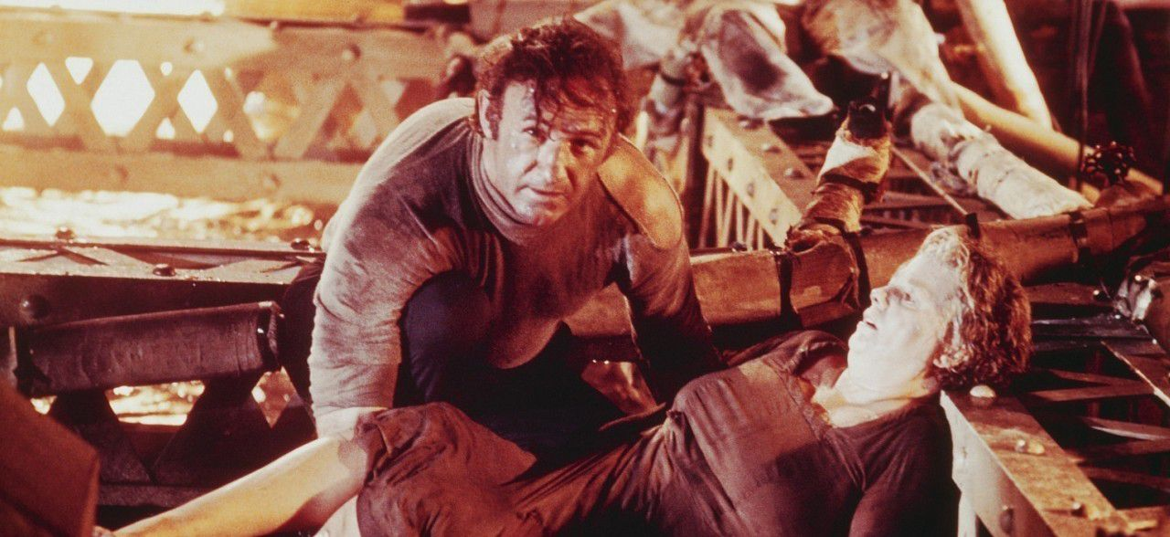 Dvd Review The Poseidon Adventure Slant Magazine
