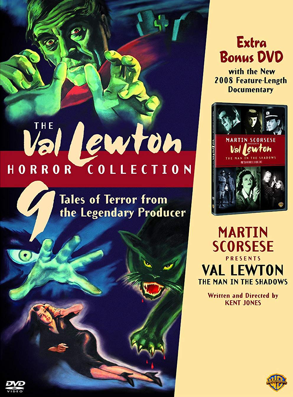The Val Lewton Horror Collection