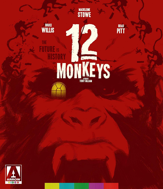 0c1814ed967e6 Blu-ray Review: Terry Gilliam's 12 Monkeys on Arrow Video - Slant ...