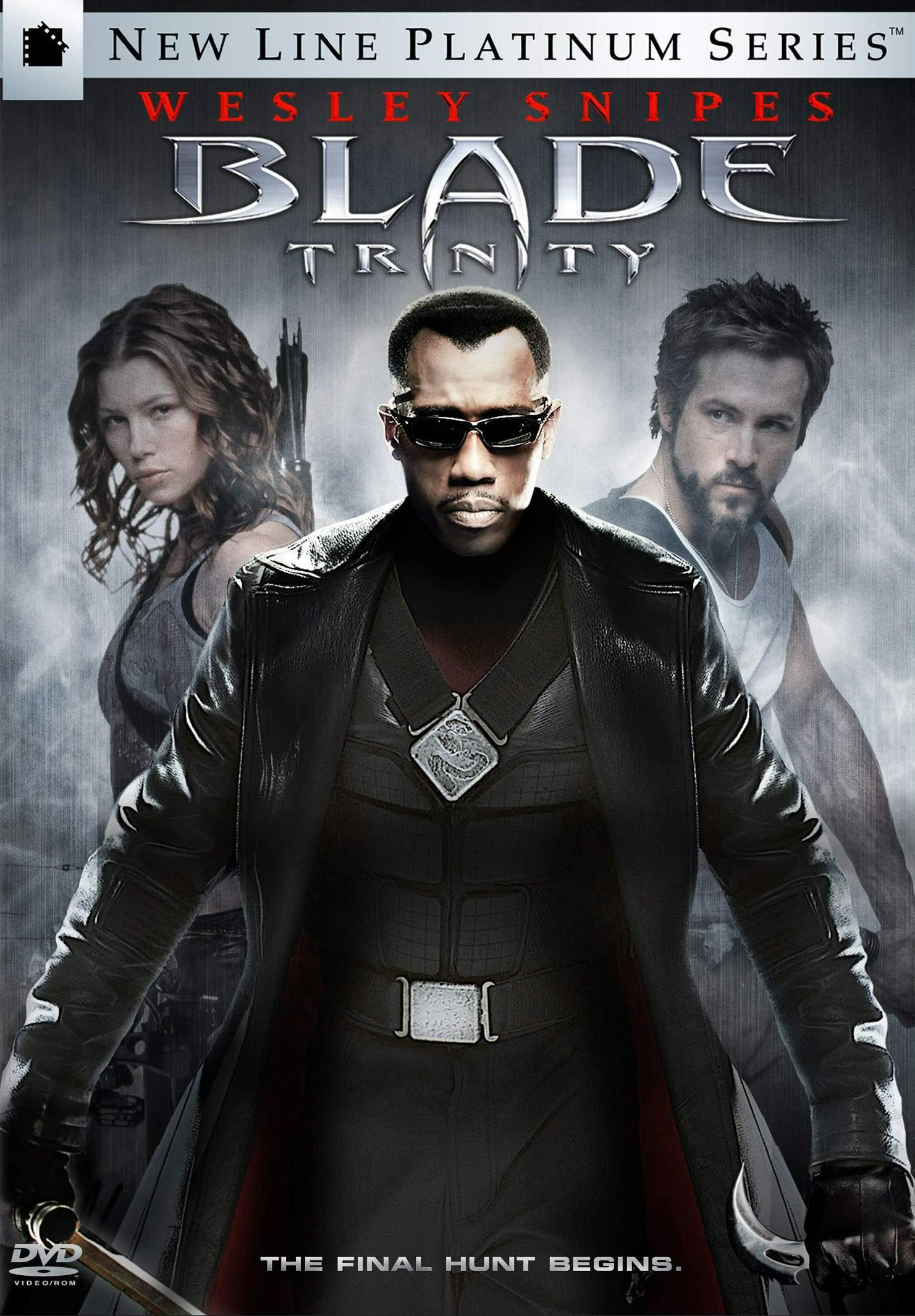 The House Of Sin Dvd dvd review: blade: trinity - slant magazine