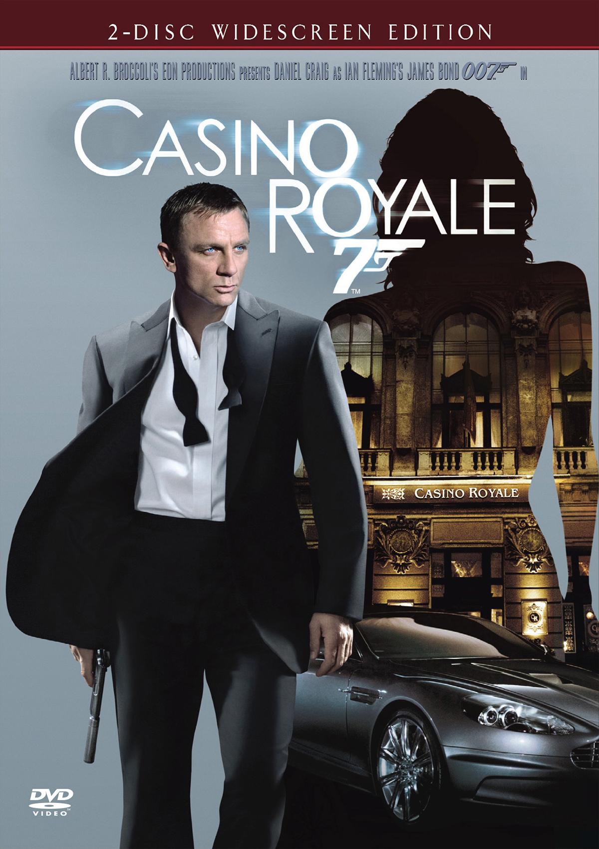 Выходит на двд казино рояль фильм казино рояль видео