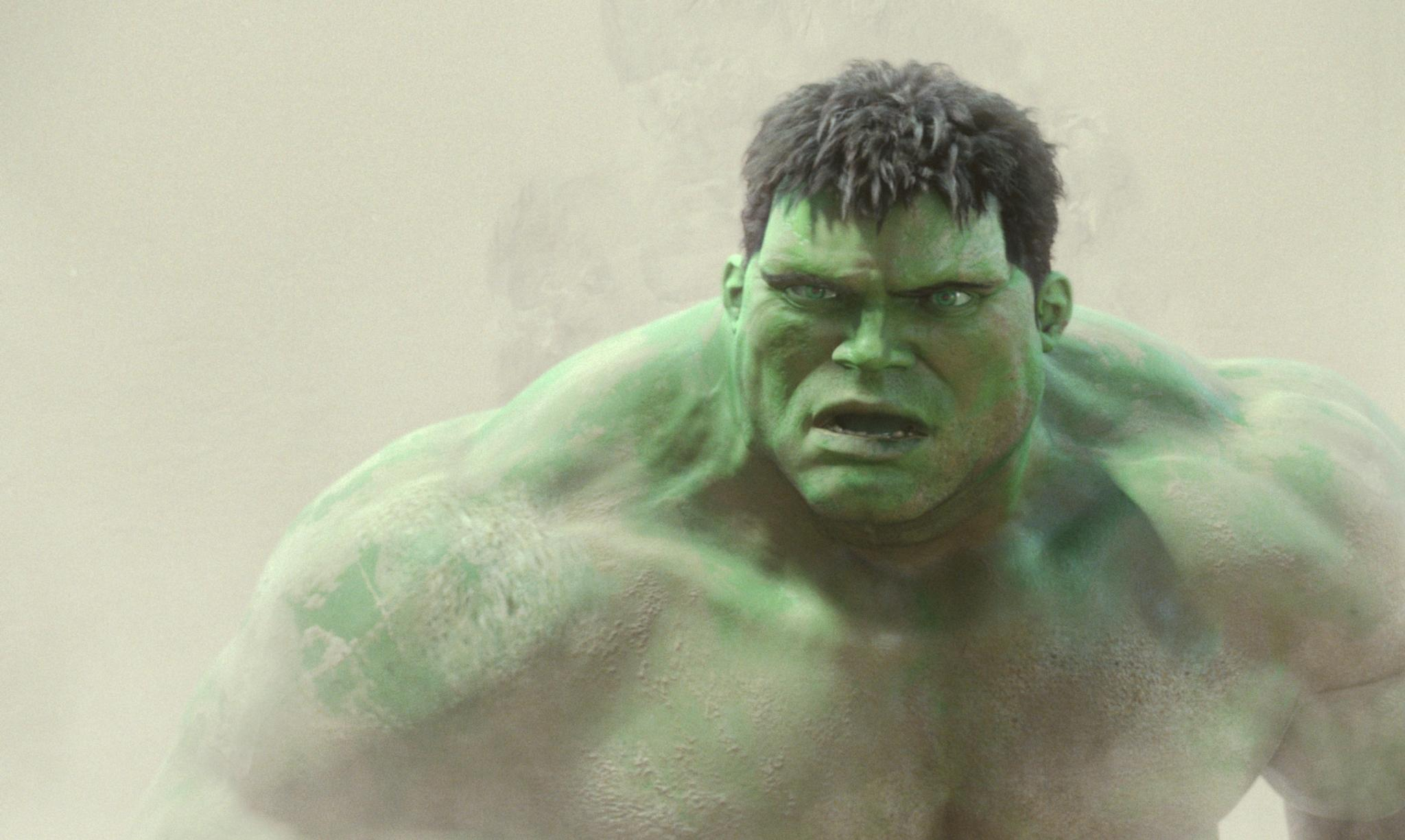 The Hulk That Never Happened