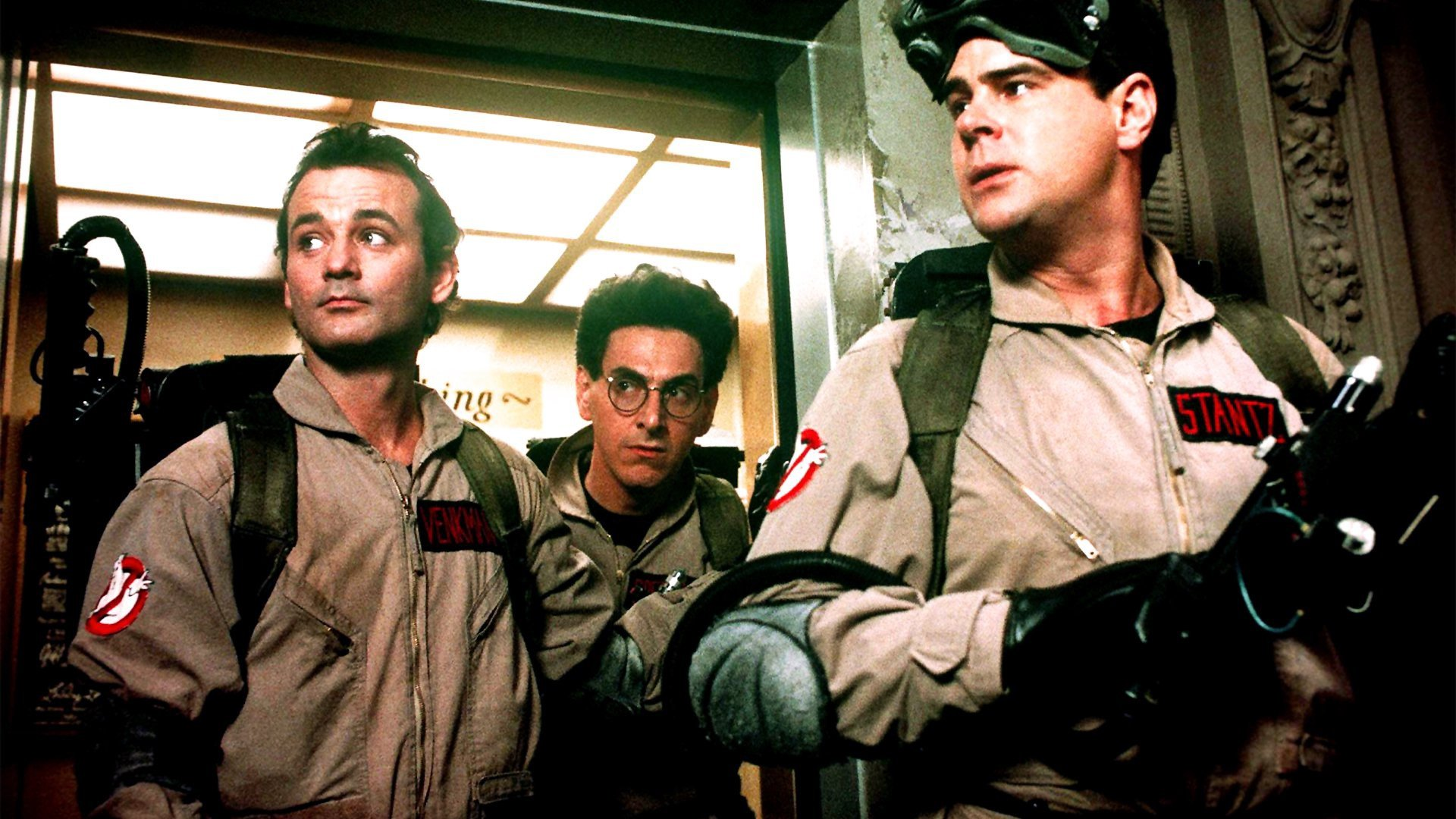 Ghostbusters and the Rebel: Movie Writing