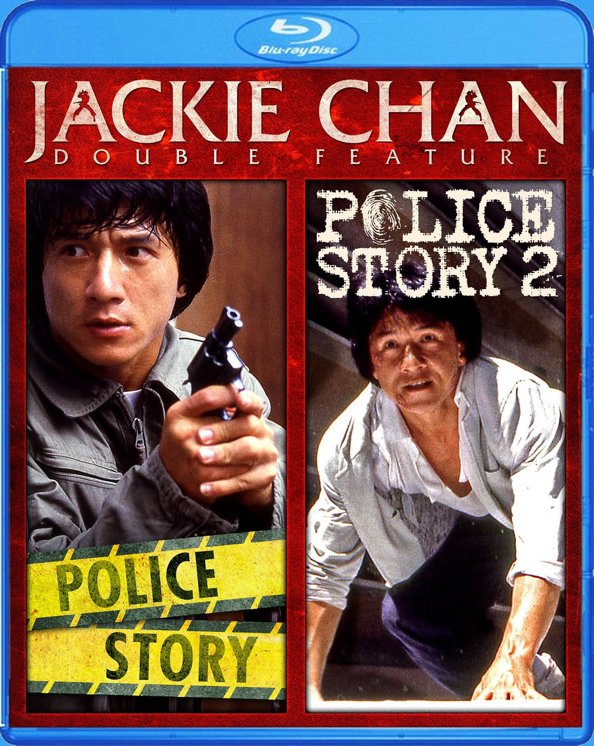 Jackie Chan Double Feature: Police Story | Police Story 2