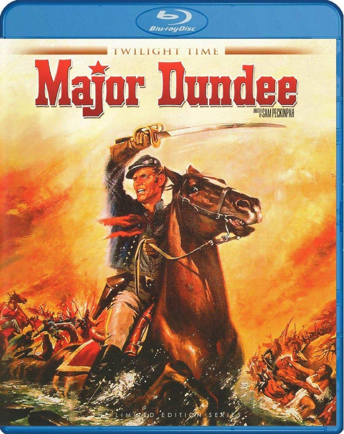Blu-ray Review: Major Dundee - Slant Magazine