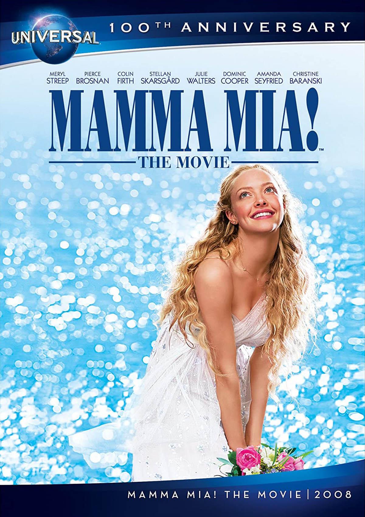Dvd Review Mamma Mia Slant Magazine
