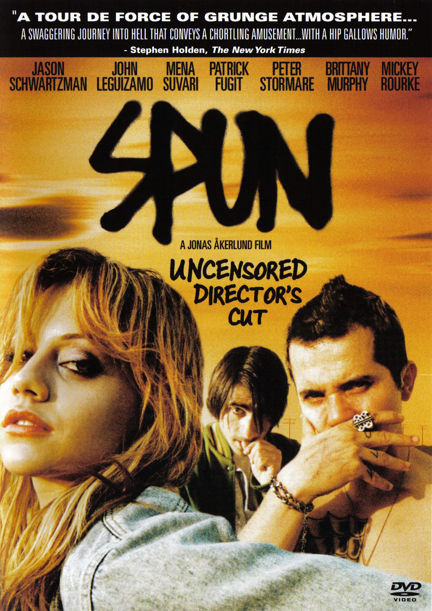 The House Of Sin Dvd dvd review: spun - slant magazine