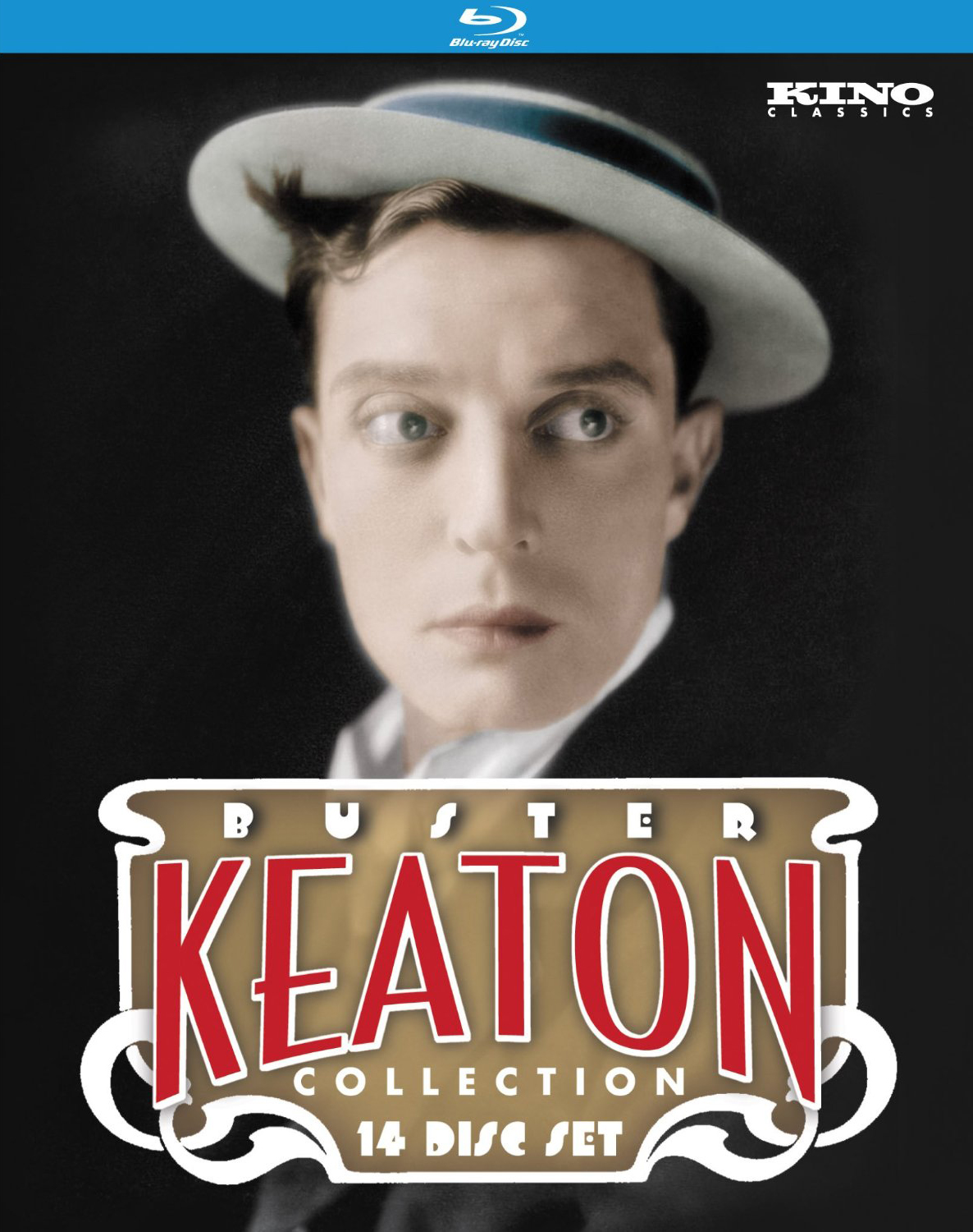 The Ultimate Buster Keaton Collection