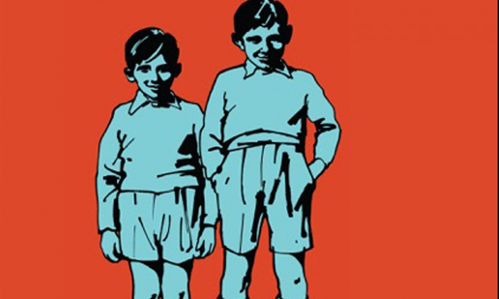 b52dfa2fed2a4 Review: Edmond Baudoin's Piero and Olivier Schrauwen's Parallel Lives -  Slant Magazine