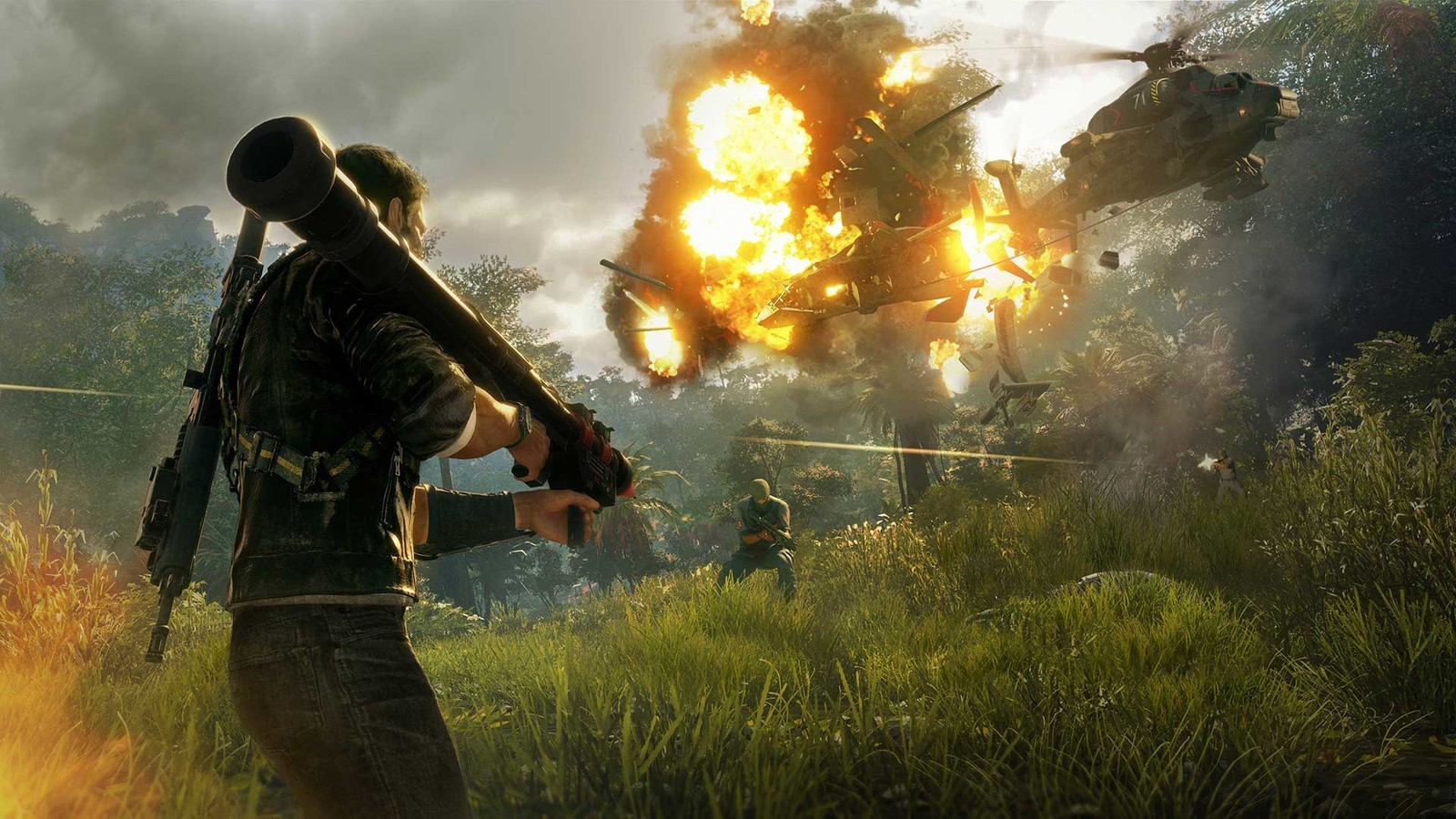 Review: Just Cause 4 - Slant Magazine
