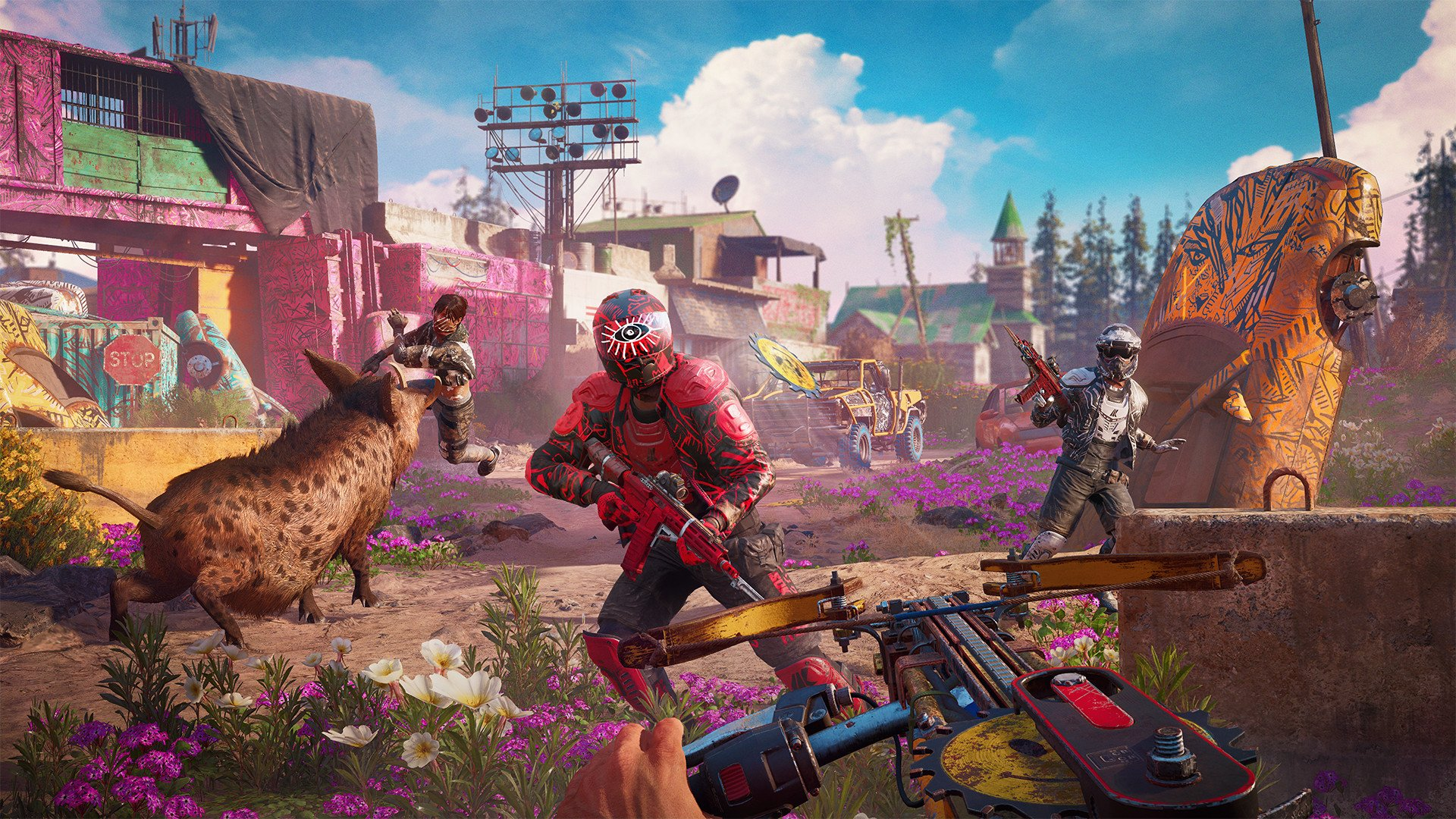 Review The Redundant Far Cry New Dawn Badly Needs A Mutation