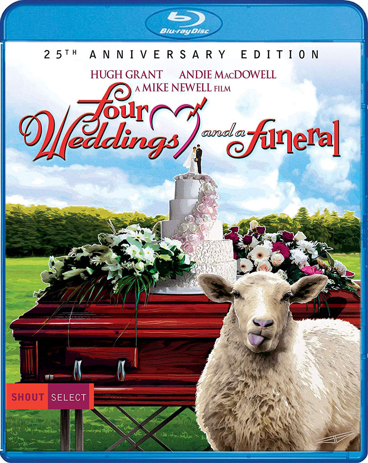 Review: Mike Newell's Four Weddings and a Funeral on Shout
