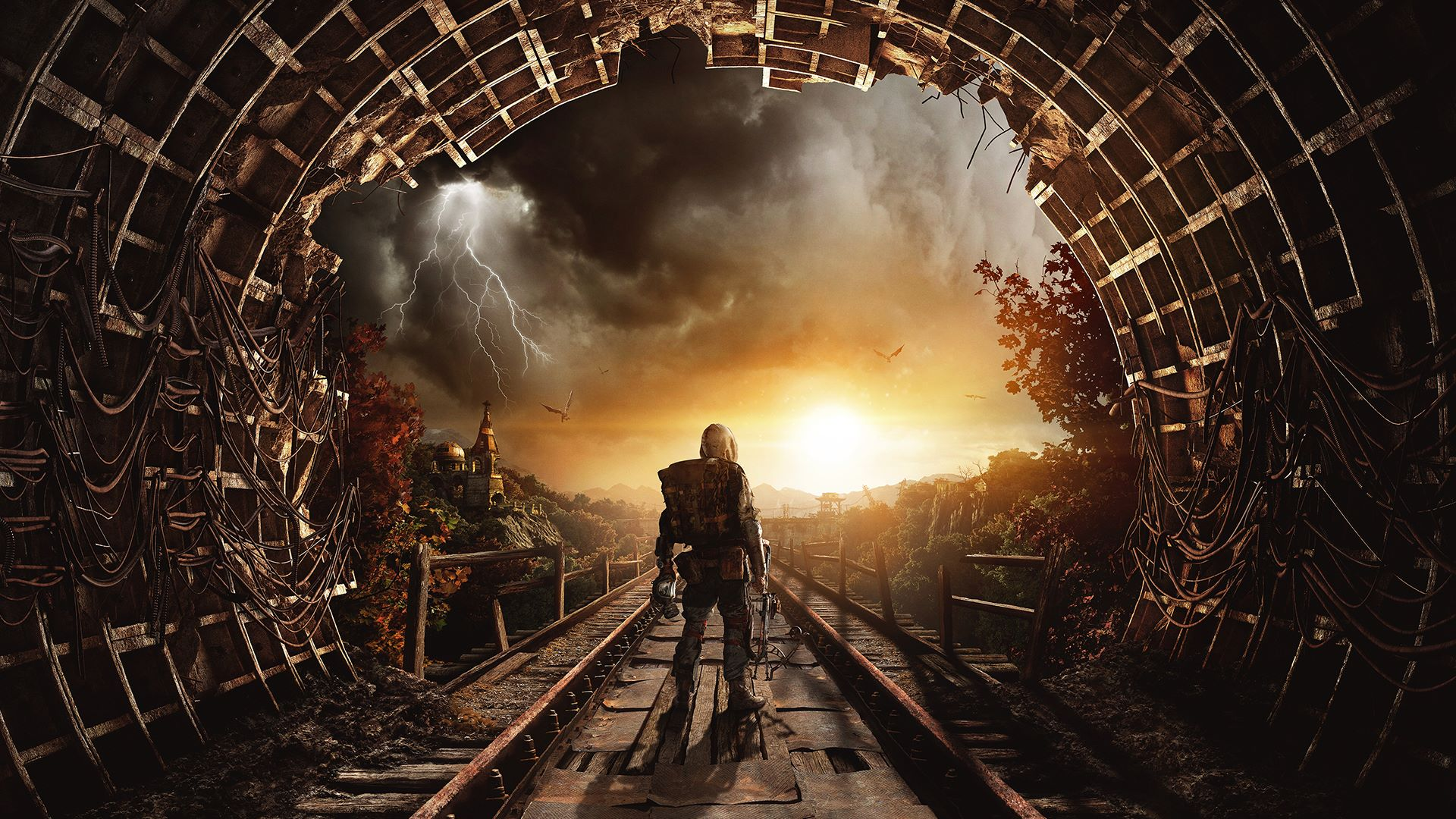 Review: Metro: Exodus's Evocative Open World Starves for Nuance