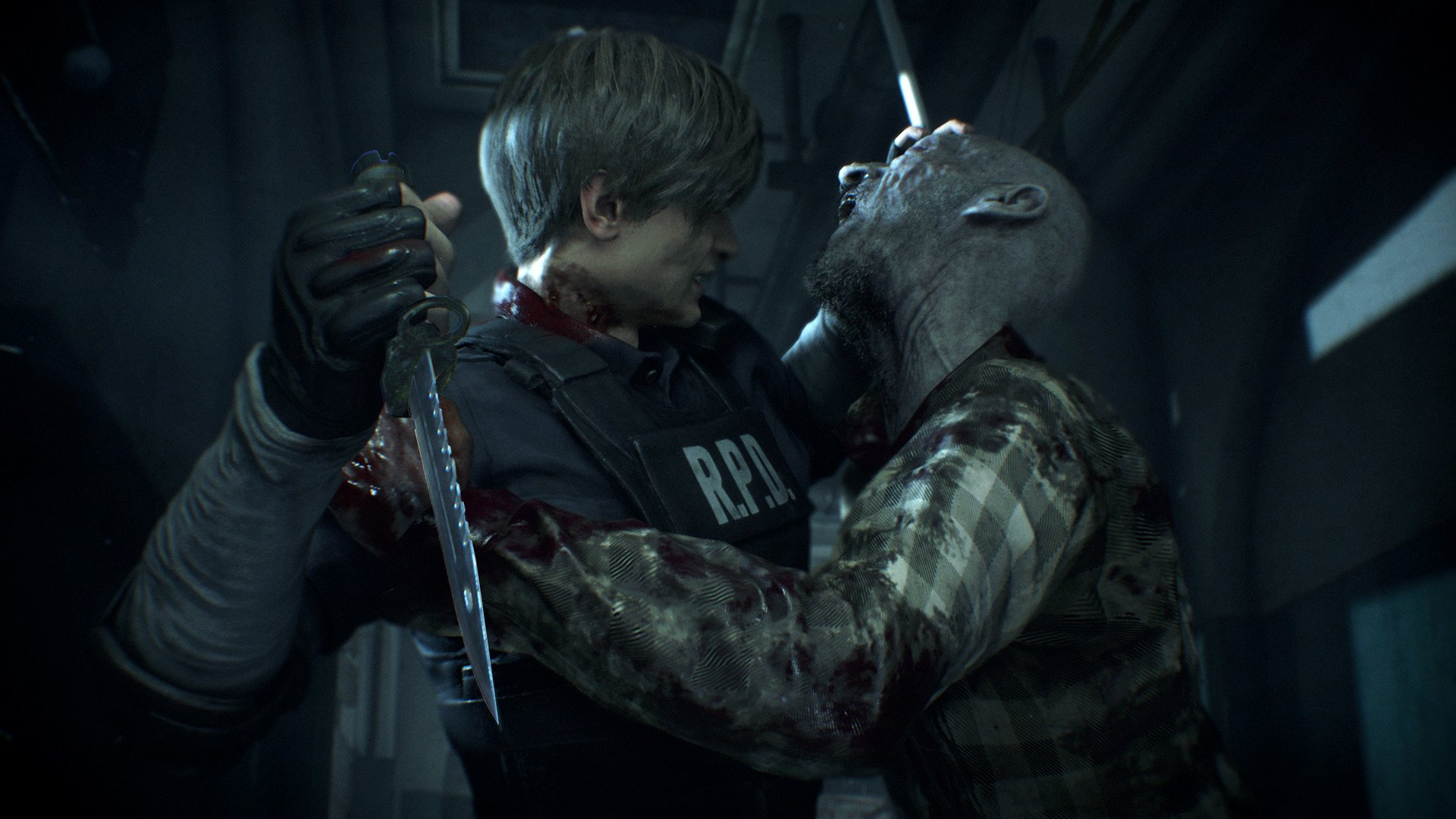 Review Resident Evil 2 Brilliantly Crafts An Atmosphere Of Tension Slant Magazine