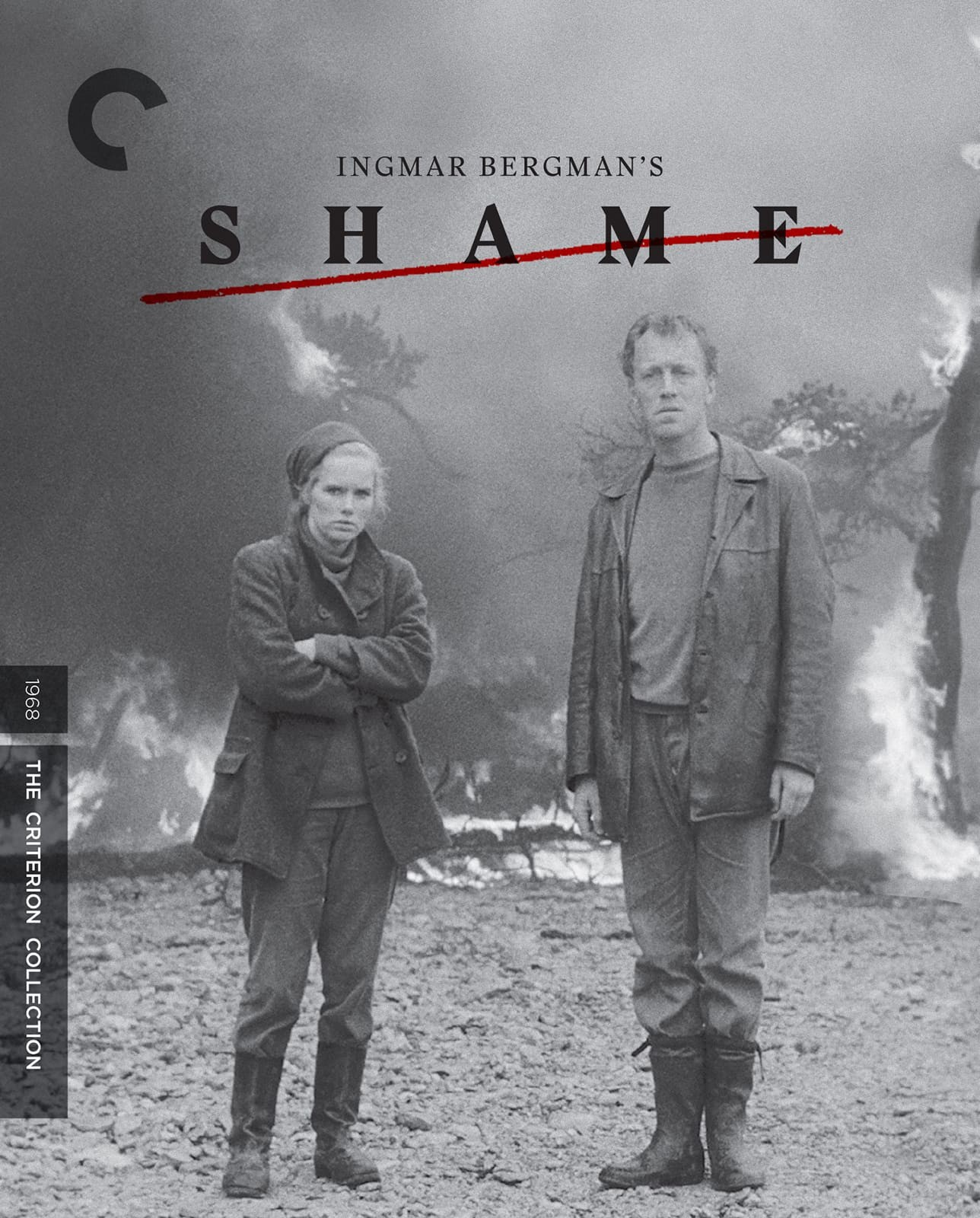 65c66c80 Blu-ray Review: Ingmar Bergman's Shame on the Criterion Collection ...