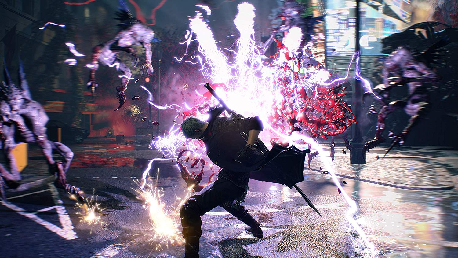 Review With Devil May Cry 5 A Series Is Back To The Old Time