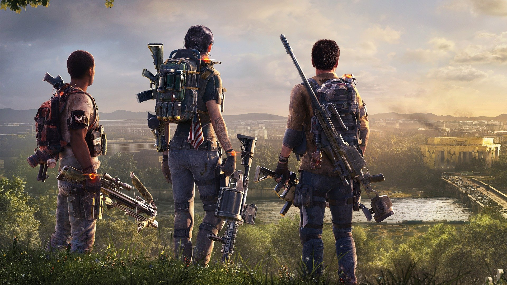 Review: Tom Clancy's The Division 2 Is a Blast, and in Spite