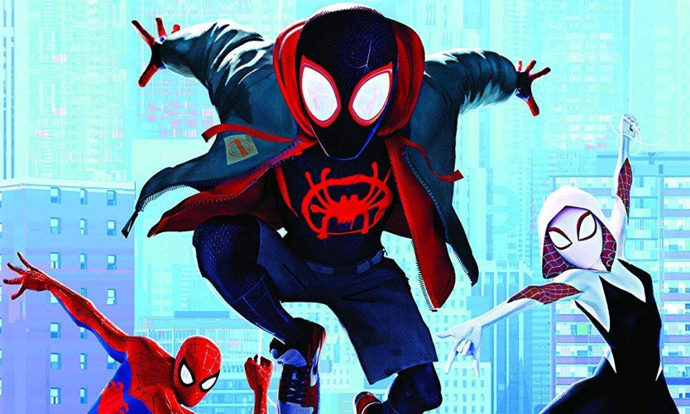 Review: Spider-Man: Into the Spider-Verse on Sony Blu-ray