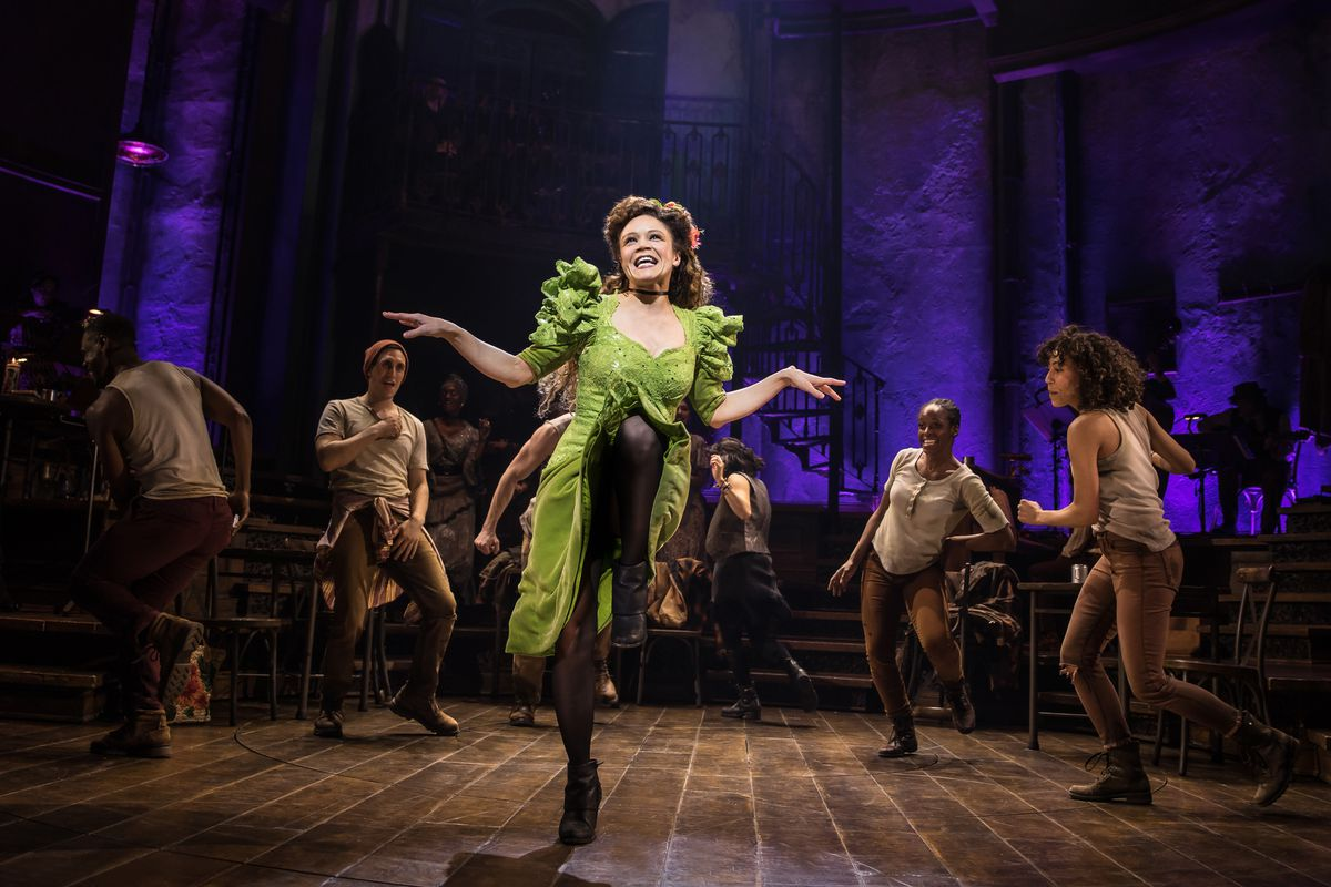 2019 Tony Nominations: Hadestown and Ain't Too Proud Lead
