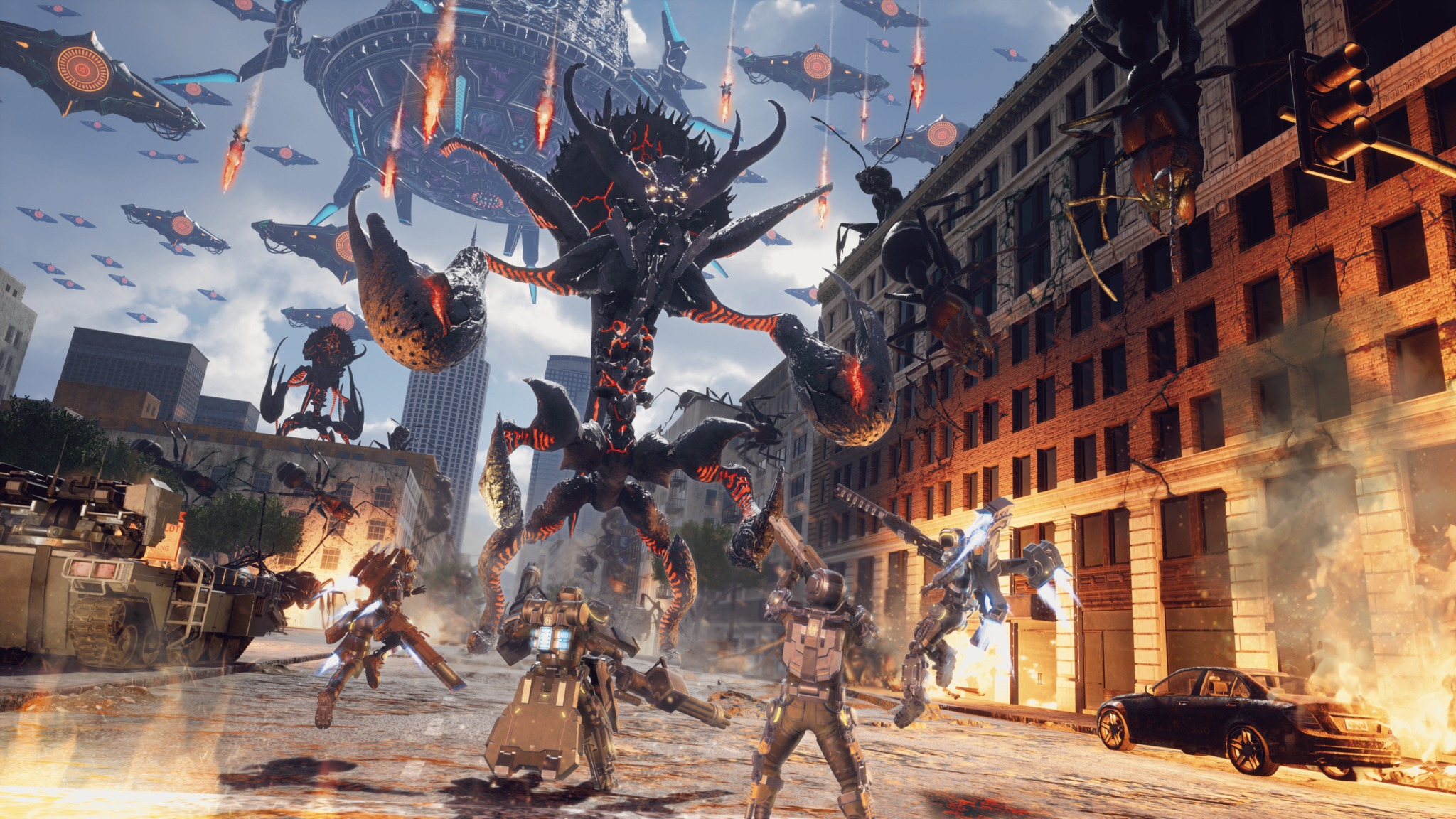 Review: Earth Defense Force: Iron Rain Misfires After a