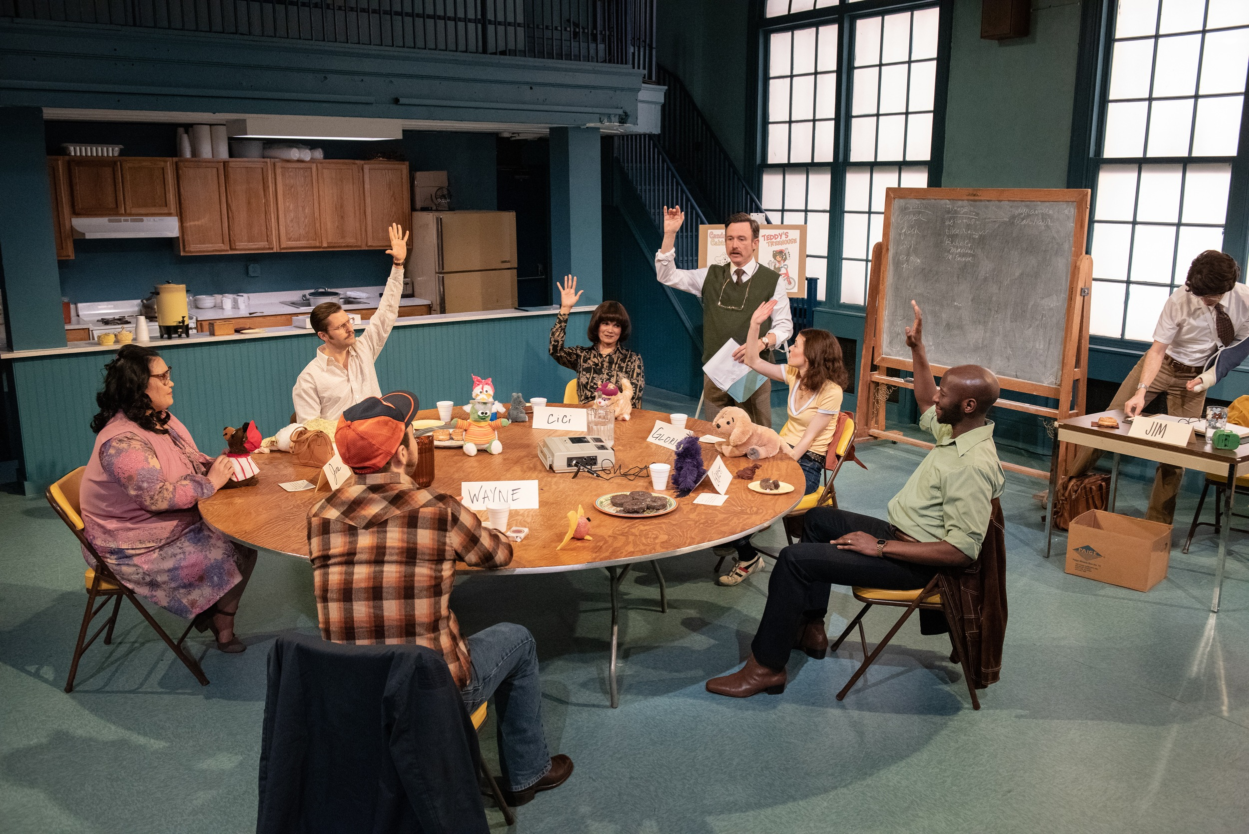 Review: Edward Albee's At Home at the Zoo at the Signature