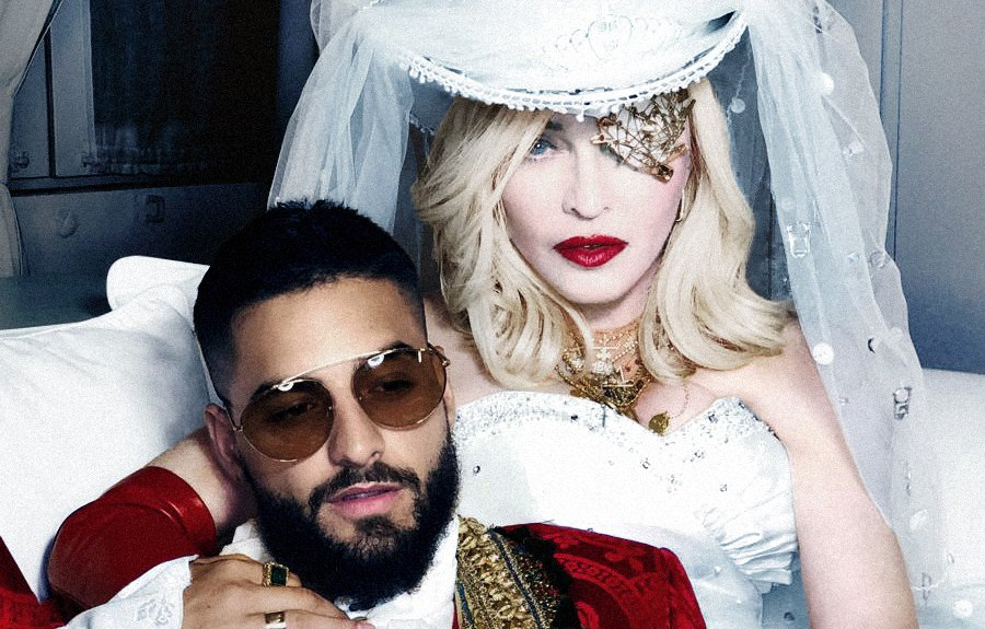 Madonna debuts first single from 14th studio album 'Madame X'