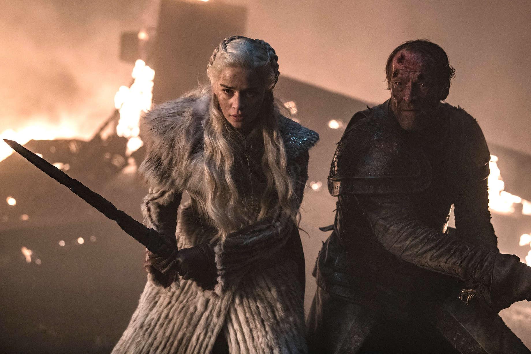 Game Of Thrones Recap Season 8 Episode 3 The Long Night