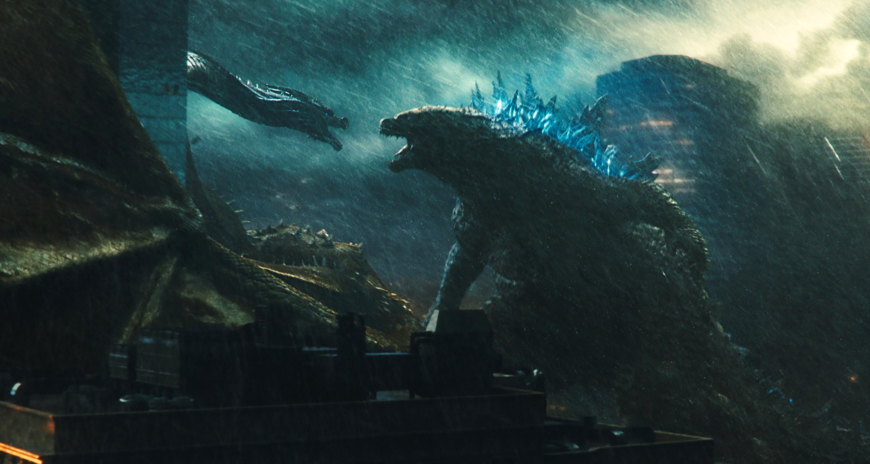 Godzilla: King of the Monsters Review: Swings Erratically