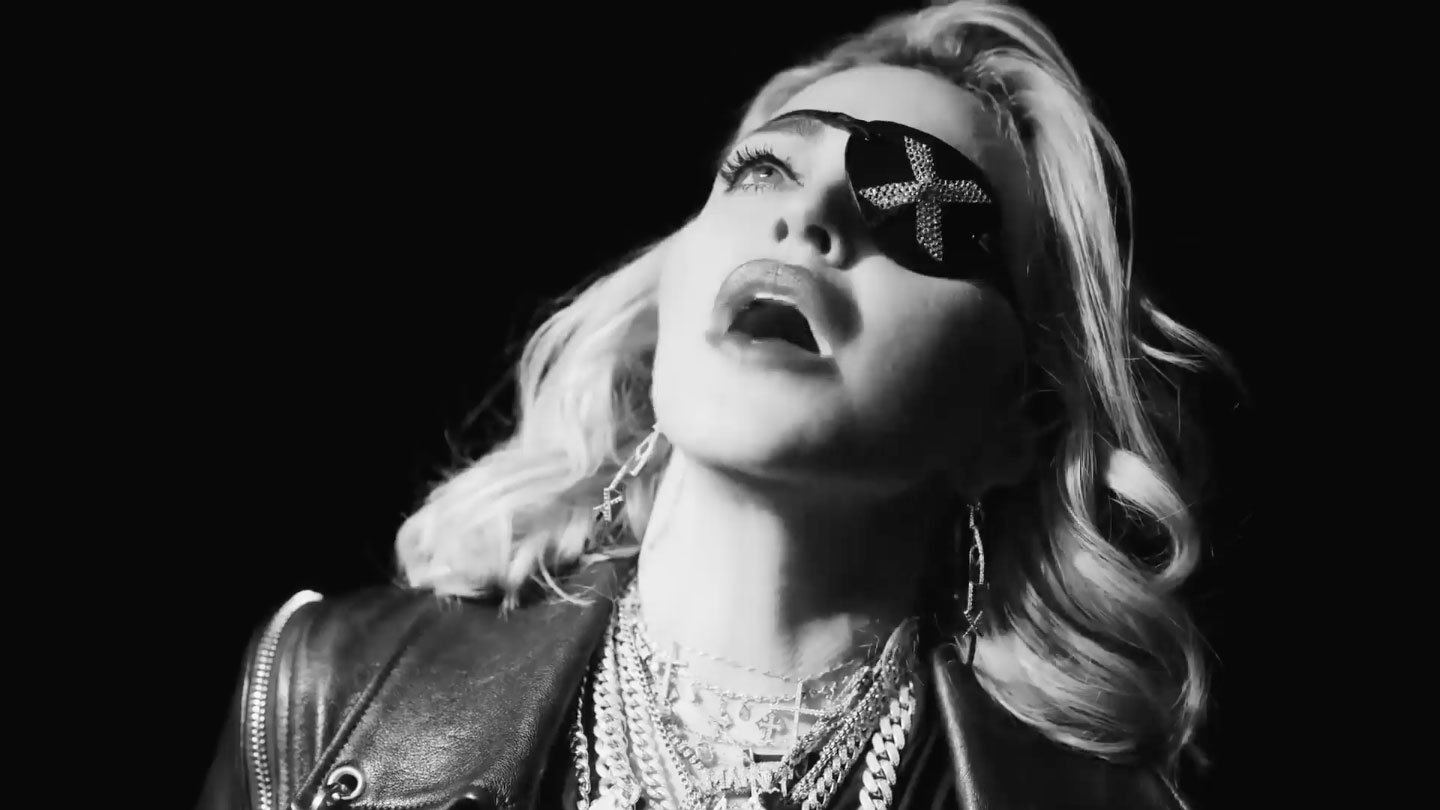 "Madonna and Swae Lee's ""Crave"" Music Video Delivers a"