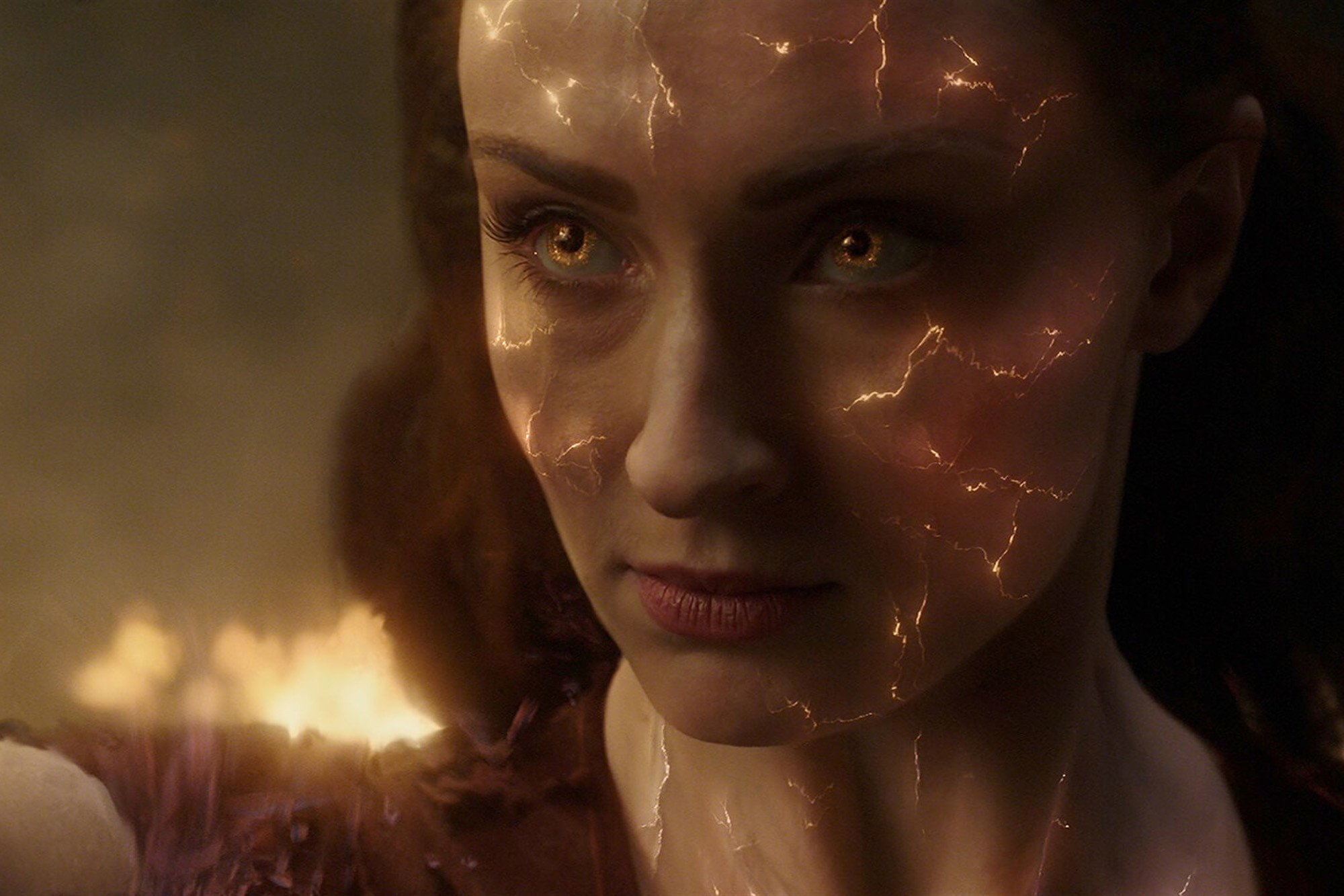 Dark Phoenix: Many rewrites took place on set