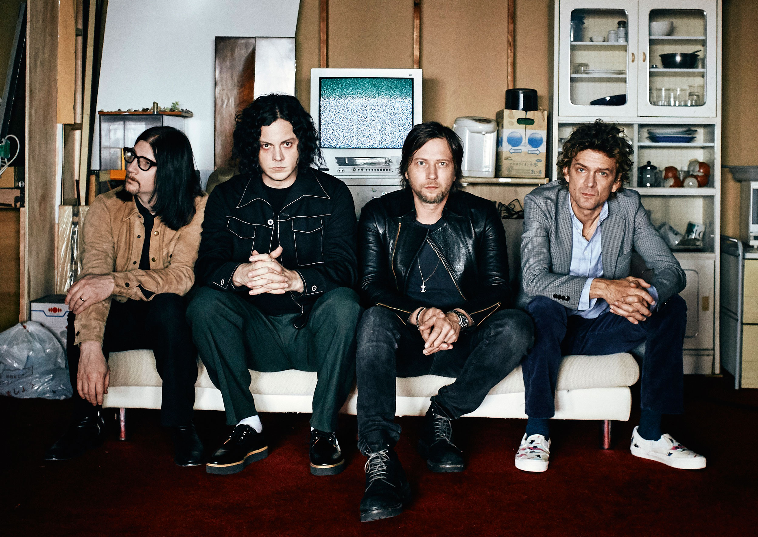 The Raconteurs Help Us Stranger Review: The Album Is a